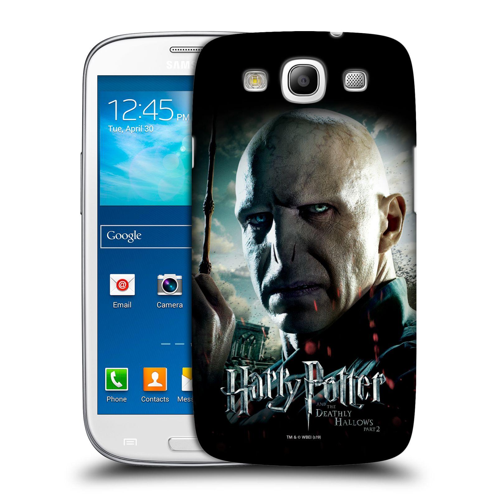 Pouzdro na mobil Samsung Galaxy S3 - HEAD CASE - Lord Voldemort