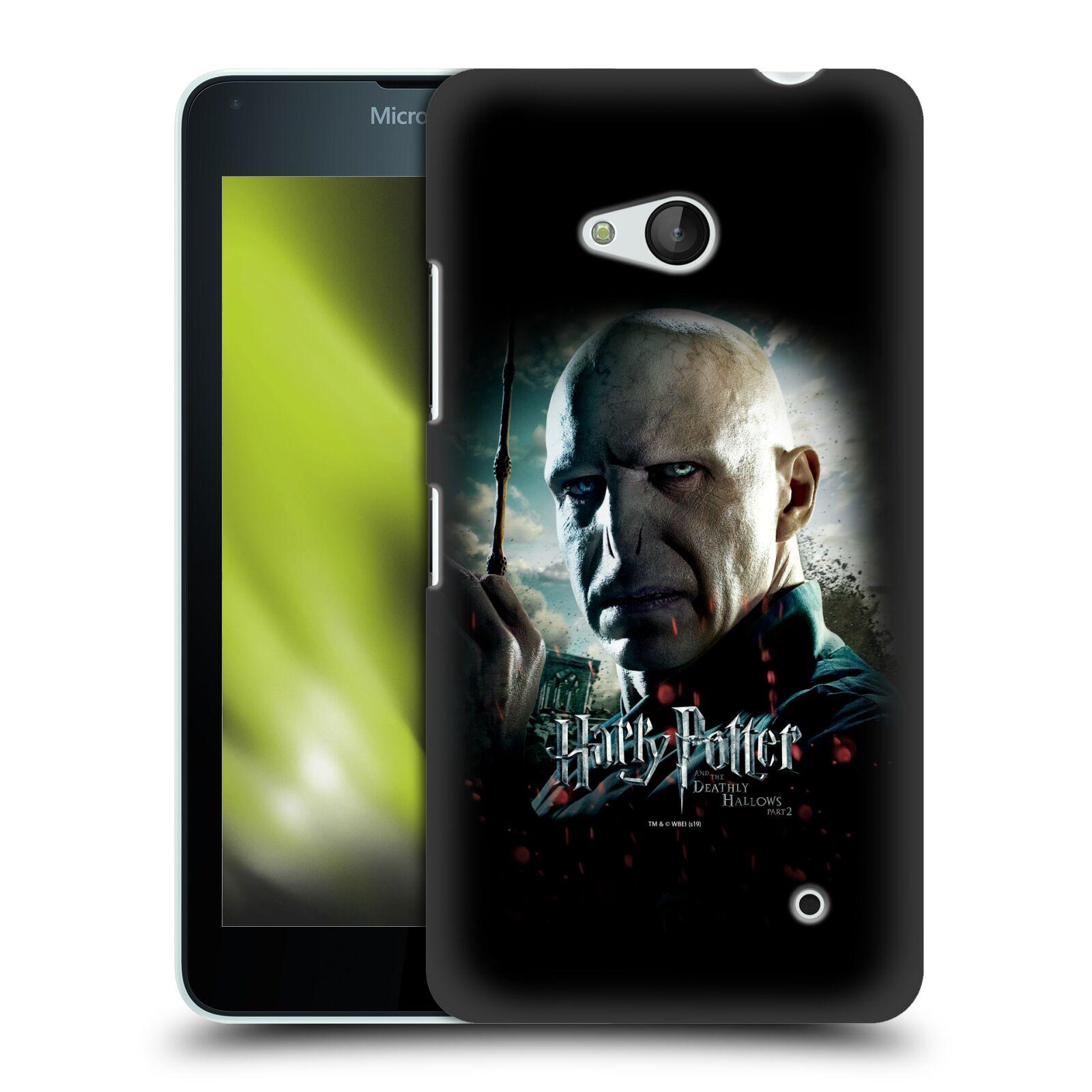 Pouzdro na mobil Microsoft Lumia 640 / 640 DUAL SIM - HEAD CASE - Lord Voldemort
