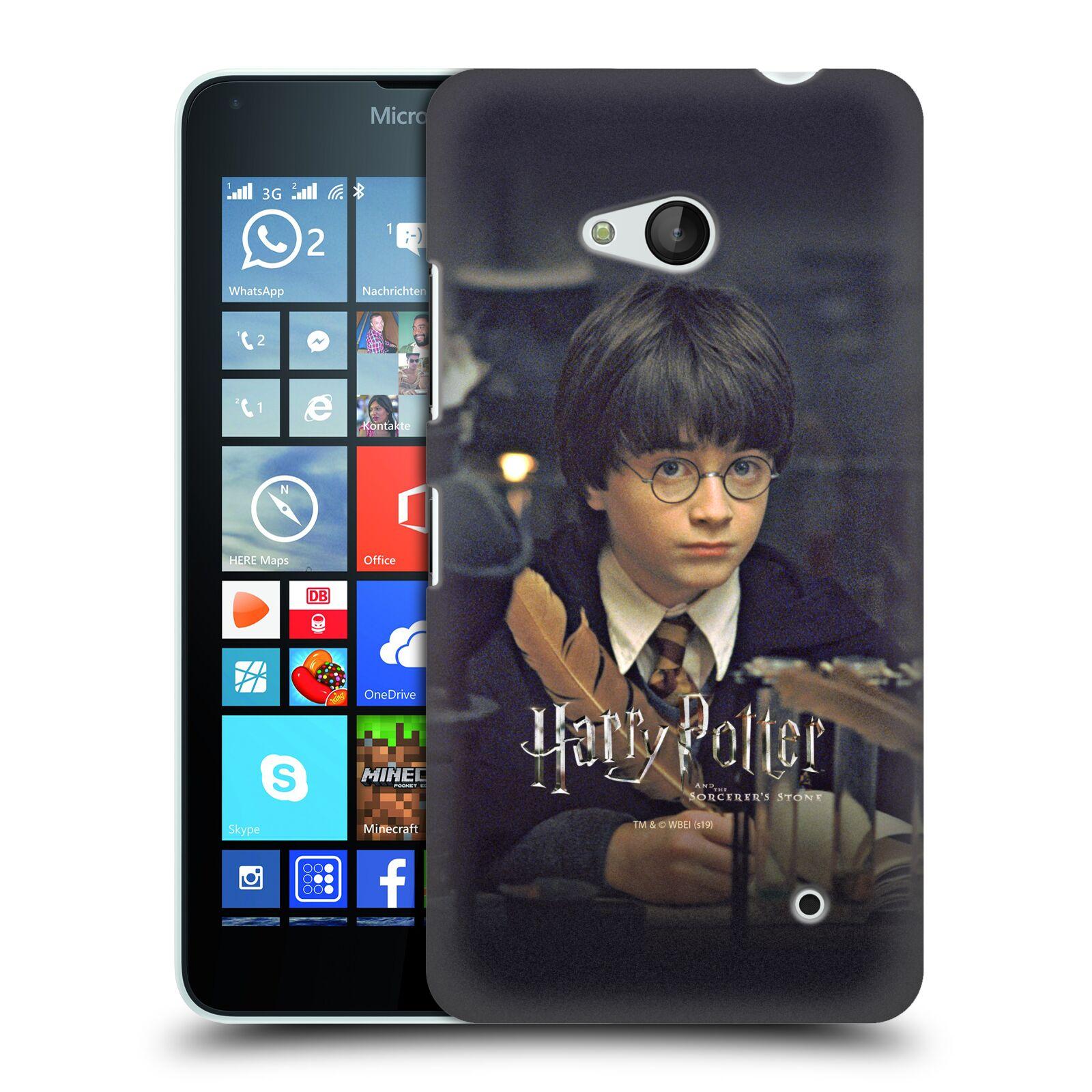 Pouzdro na mobil Microsoft Lumia 640 / 640 DUAL SIM - HEAD CASE - malý Harry Potter