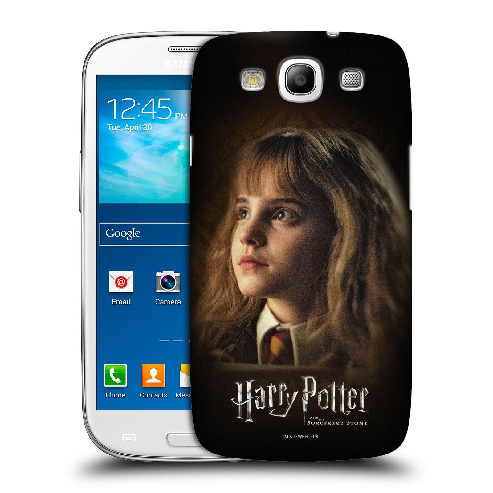 Pouzdro na mobil Samsung Galaxy S3 - HEAD CASE - malá Hermiona