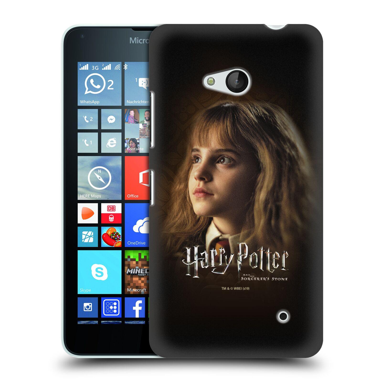 Pouzdro na mobil Microsoft Lumia 640 / 640 DUAL SIM - HEAD CASE - malá Hermiona