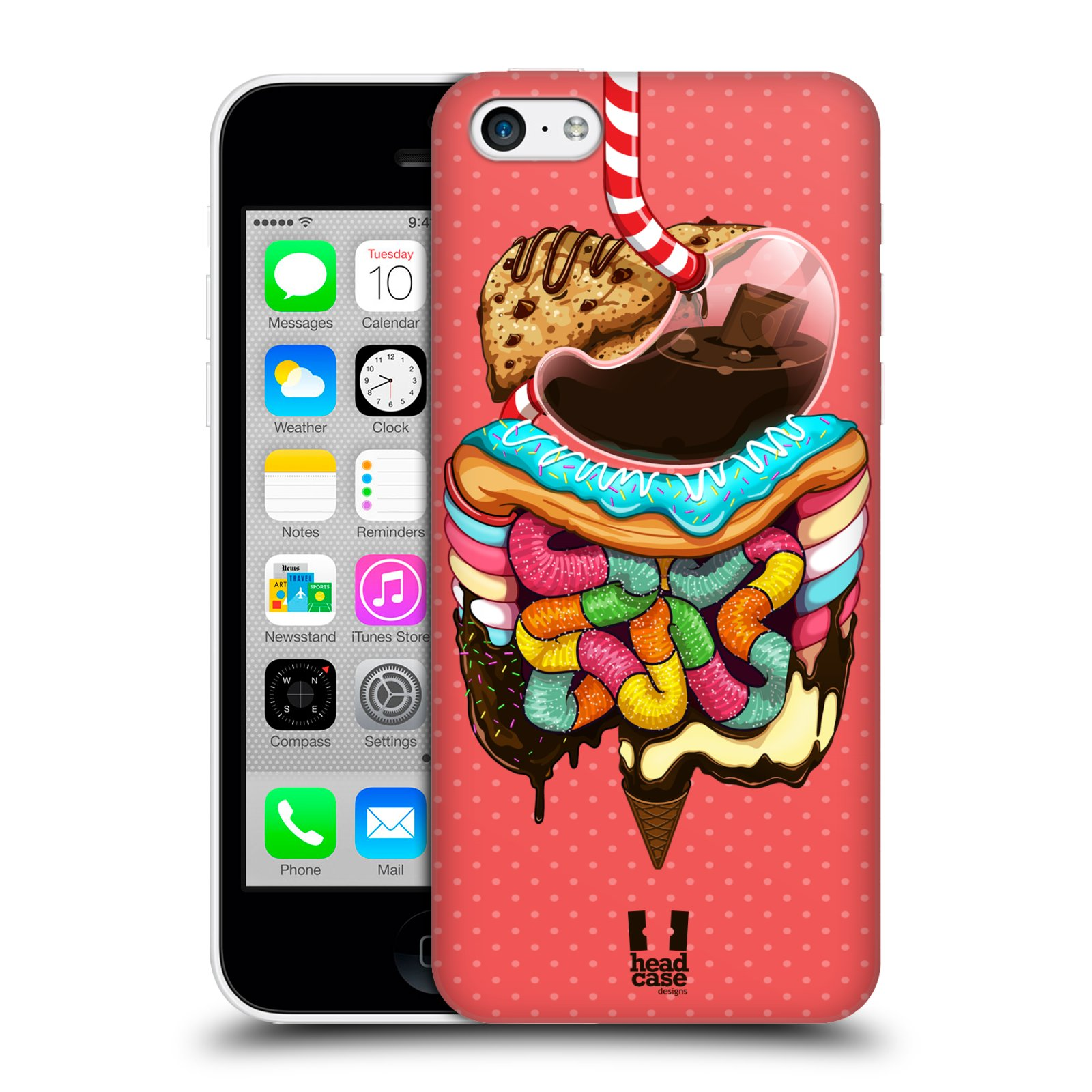 HEAD CASE DESIGNS HUMAN ANATOMY CASE COVER FOR APPLE iPHONE 5C | eBay