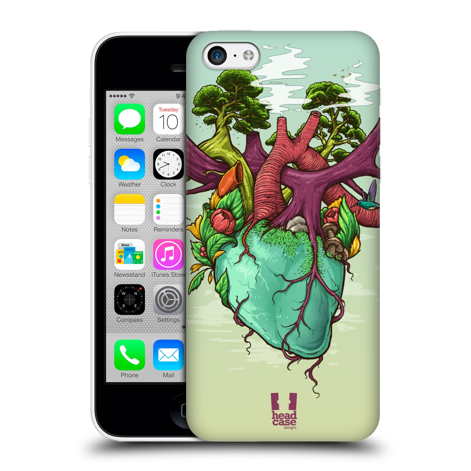 Head case designs human anatomy case cover for apple for Case design