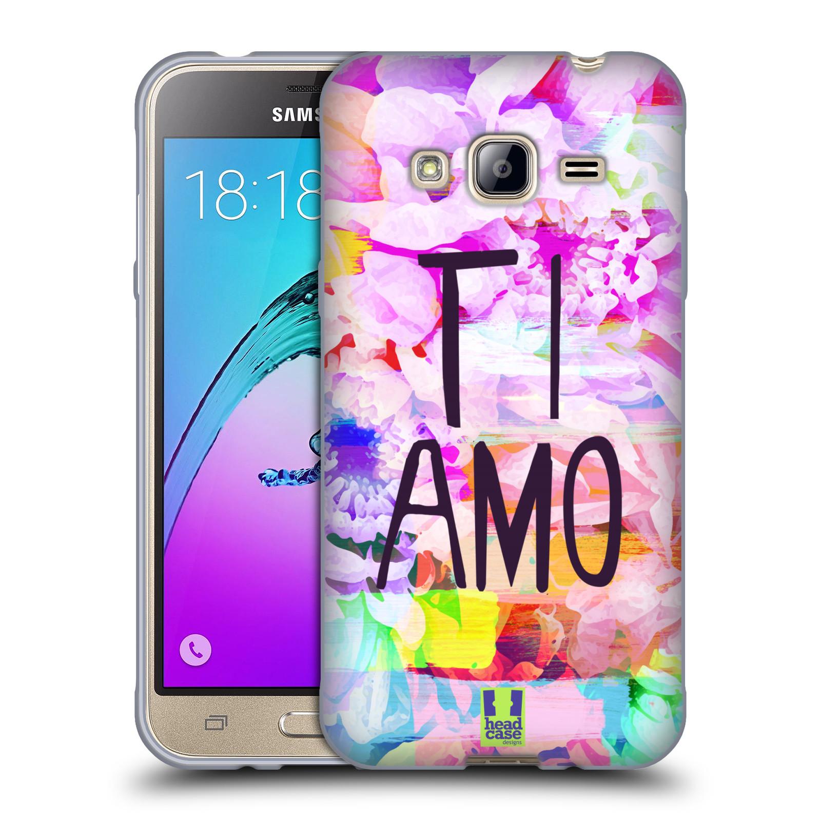 HEAD CASE silikonový obal na mobil Samsung Galaxy J3 81e8b7667e0