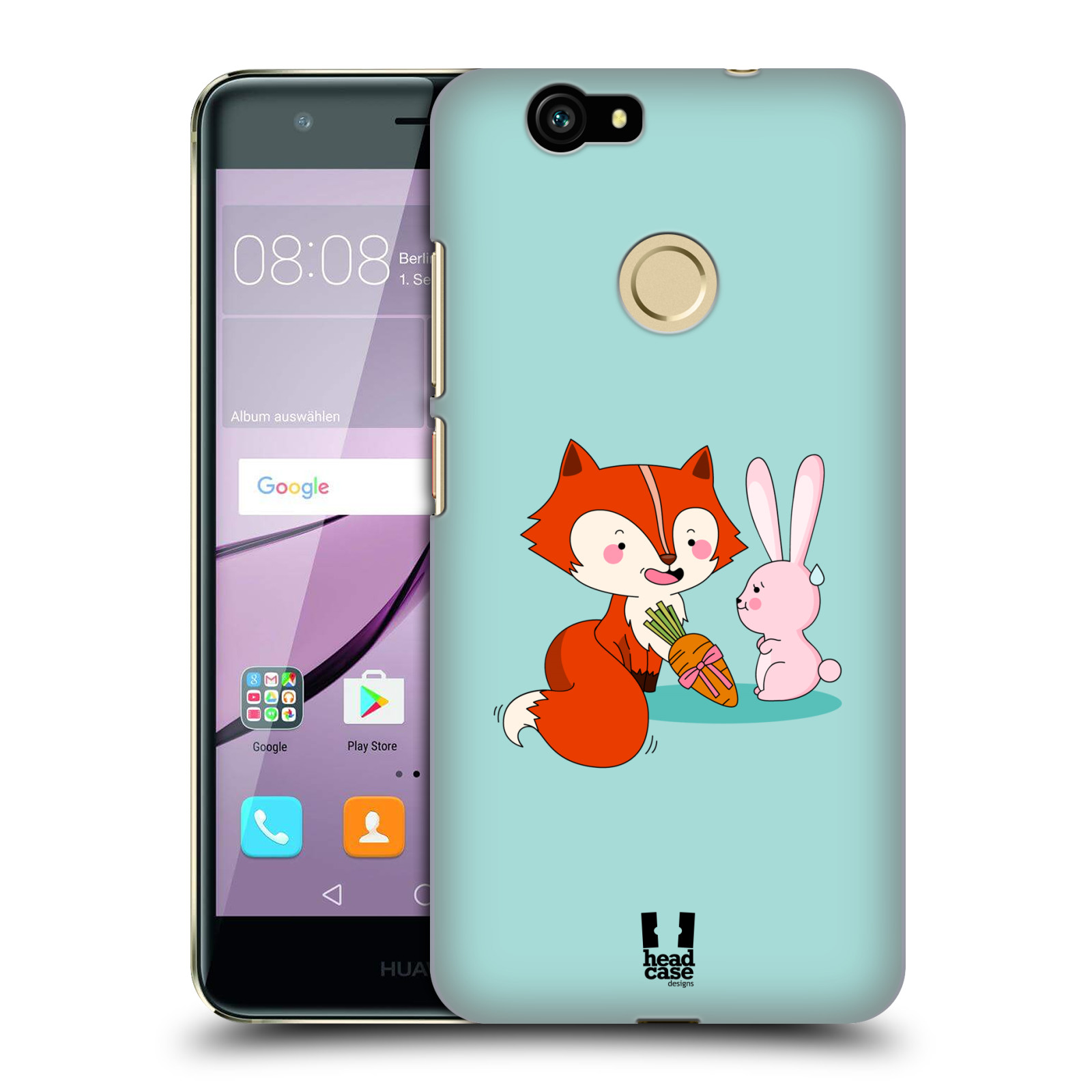 HEAD-CASE-DESIGNS-IMPOSSIBLE-LOVE-HARD-BACK-CASE-FOR-HUAWEI-NOVA