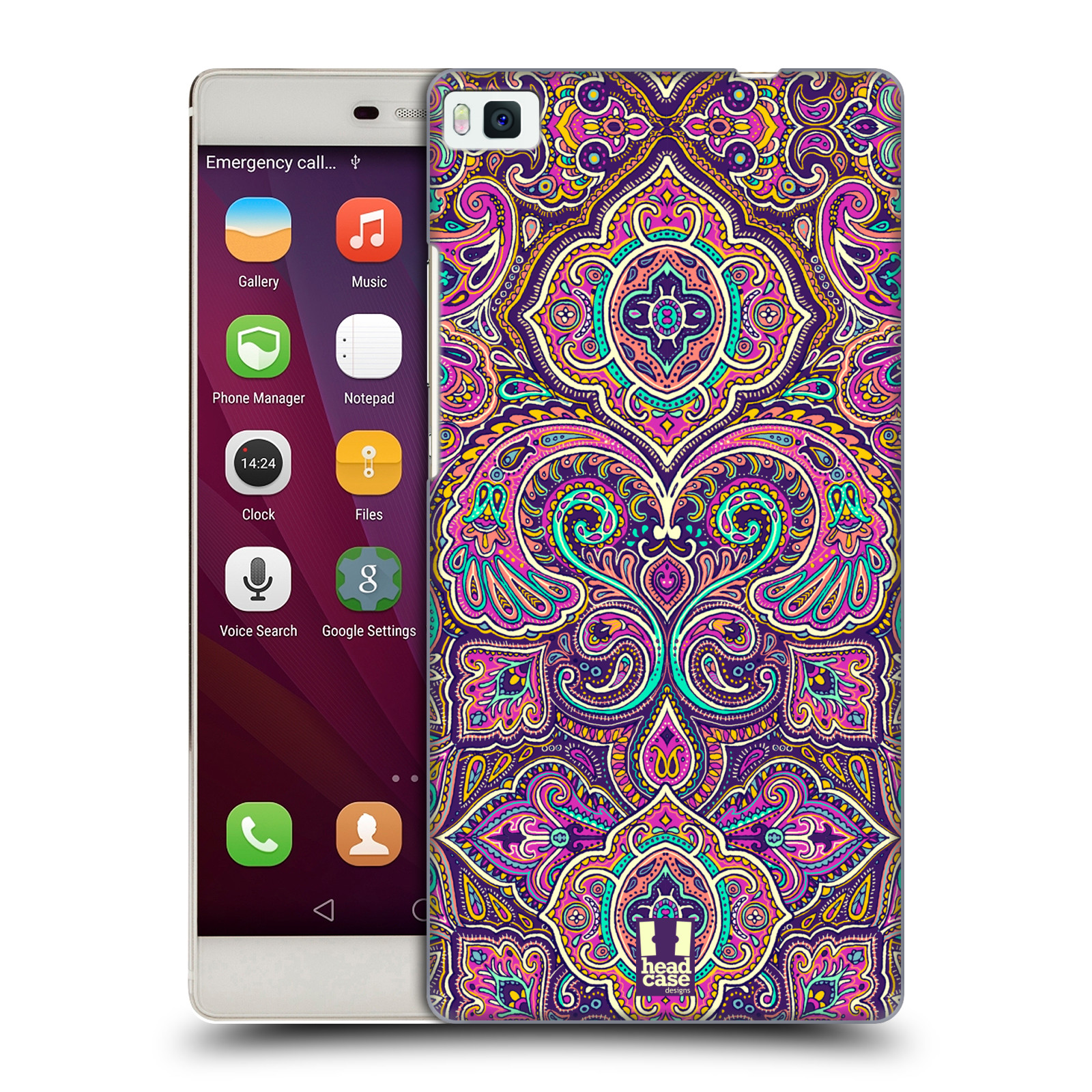 HEAD-CASE-DESIGNS-INTRICATE-PAISLEY-HARD-BACK-CASE-FOR-HUAWEI-PHONES-1