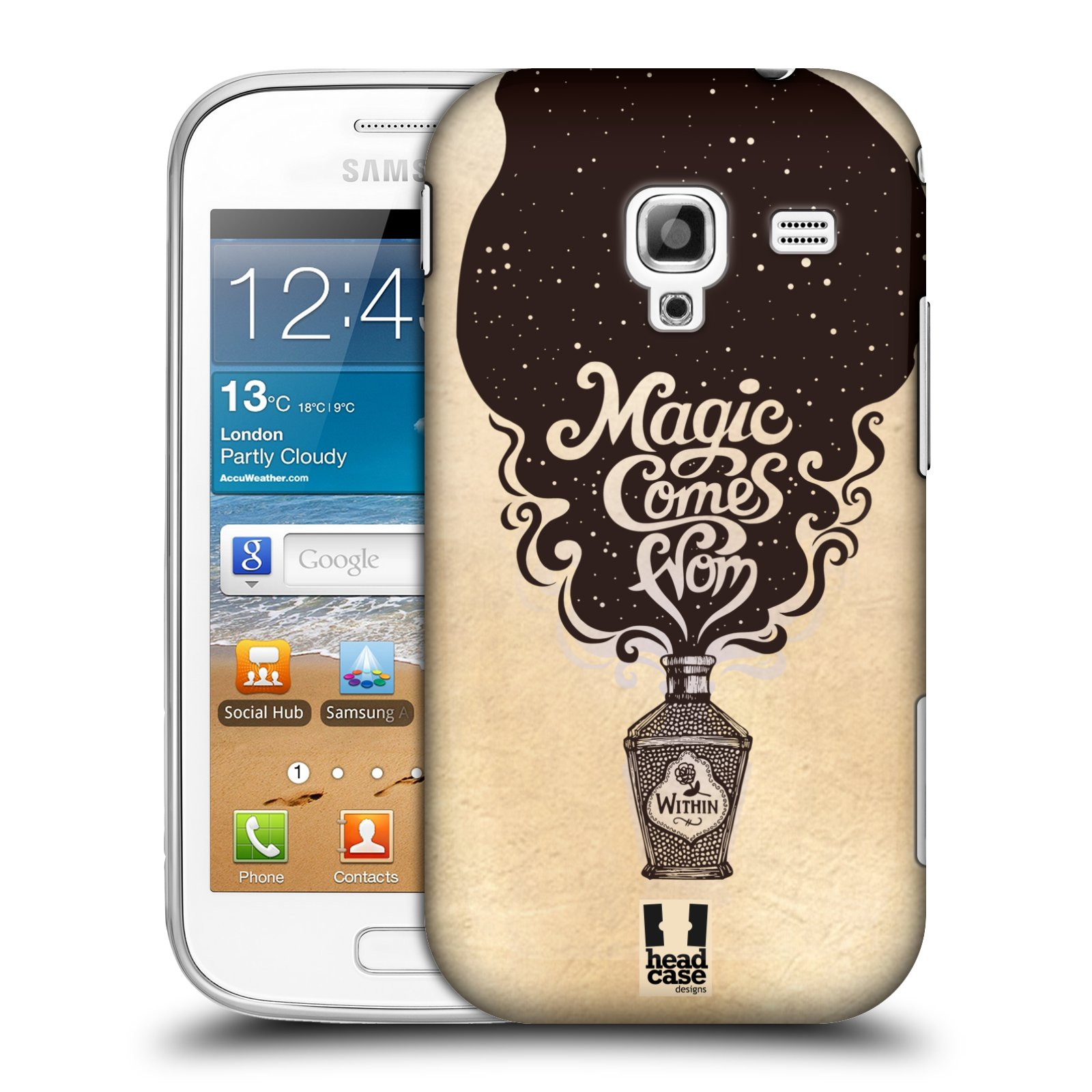 HEAD CASE DESIGNS INTROSPECTION CASE COVER FOR SAMSUNG GALAXY ACE 2 I8160