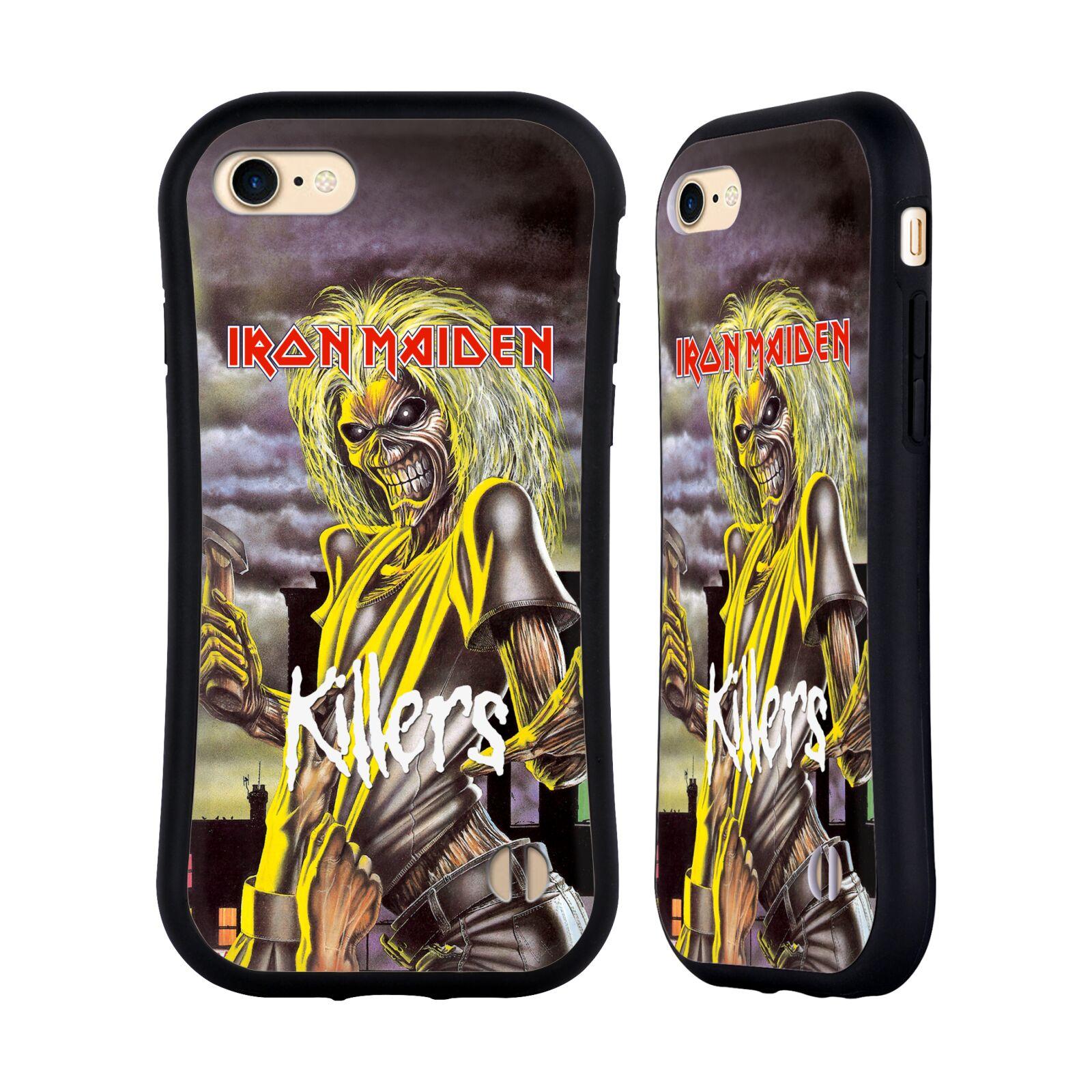 HEAD CASE odolný obal na mobil Apple Iphone 7 8 Heavymetalová skupina Iron  Maiden Killers empty 1649cb28ef5