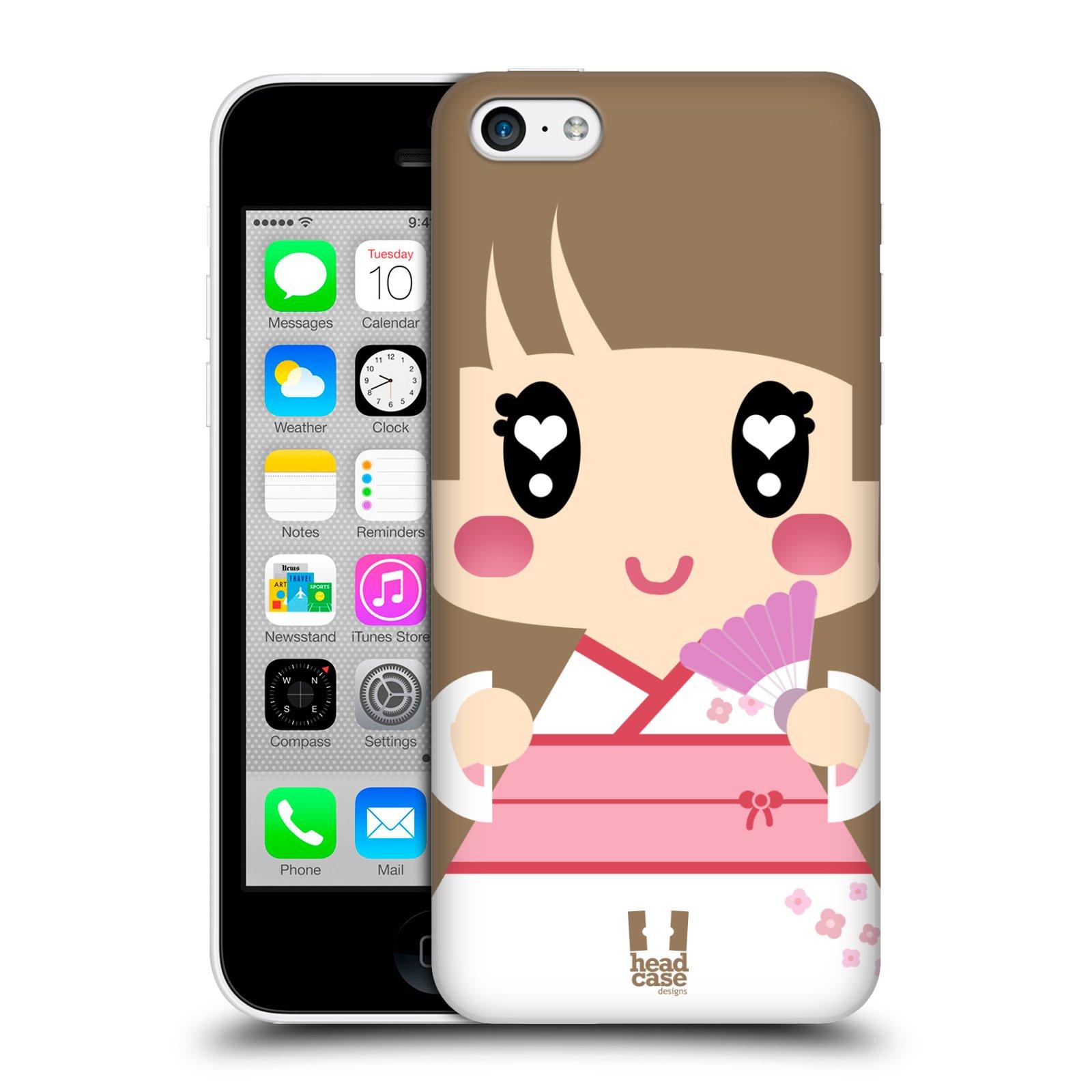 HEAD-CASE-DESIGNS-KAWAII-SERIES-1-HARD-BACK-CASE-FOR-APPLE-iPHONE-5C