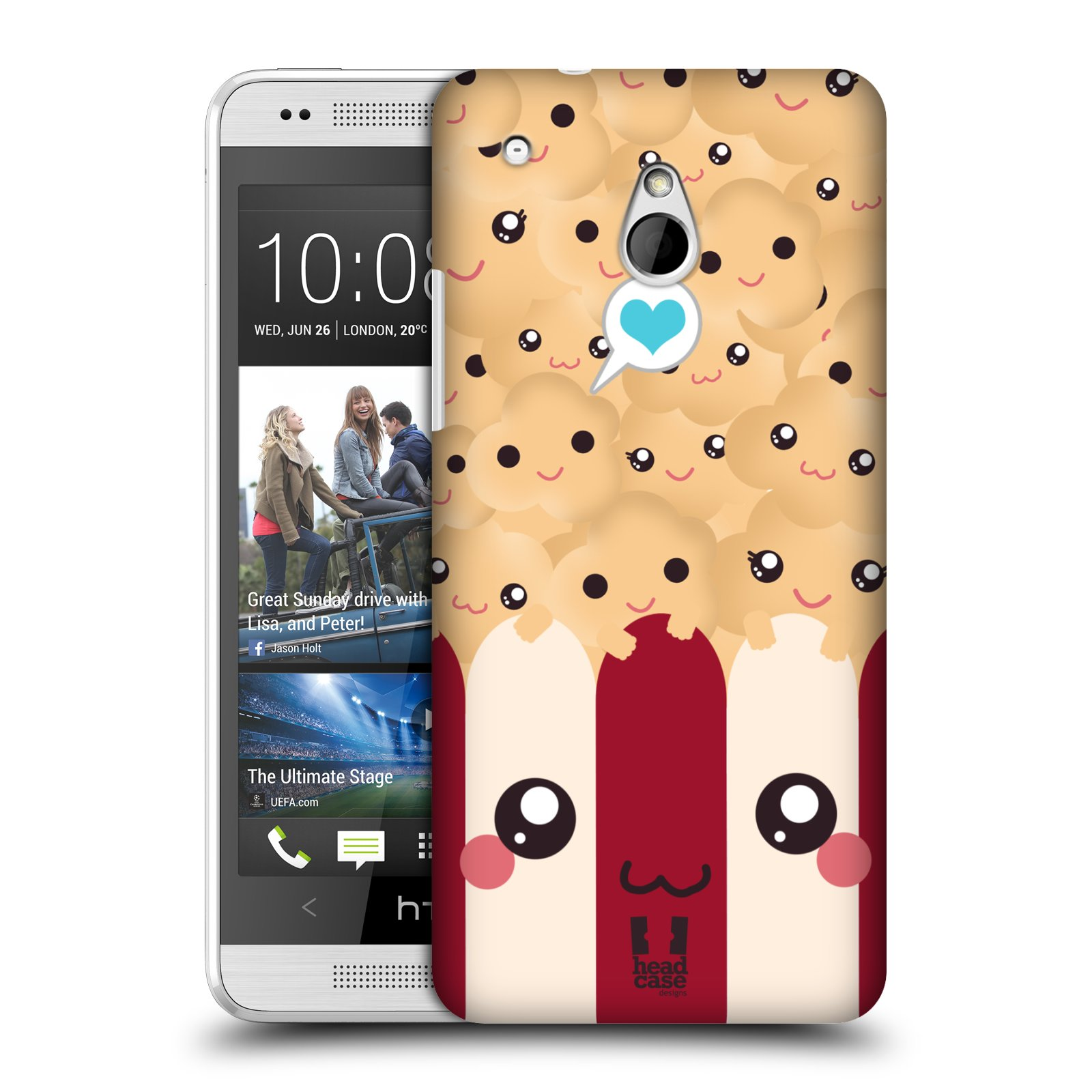 HEAD CASE KAWAII SERIE 1 CASE PER HTC ONE MINI