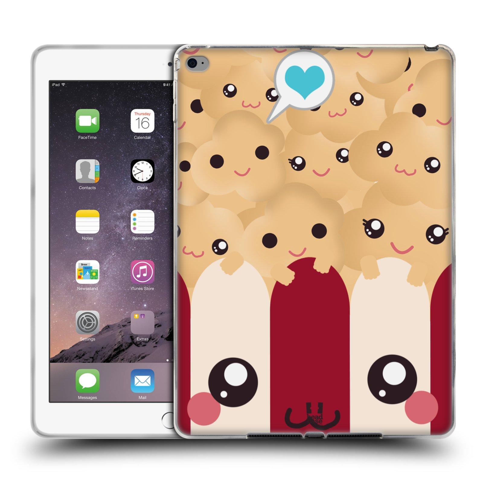 Head case kawaii series 1 silicone gel case for apple ipad air 2 ebay - Ipad 1 funda ...