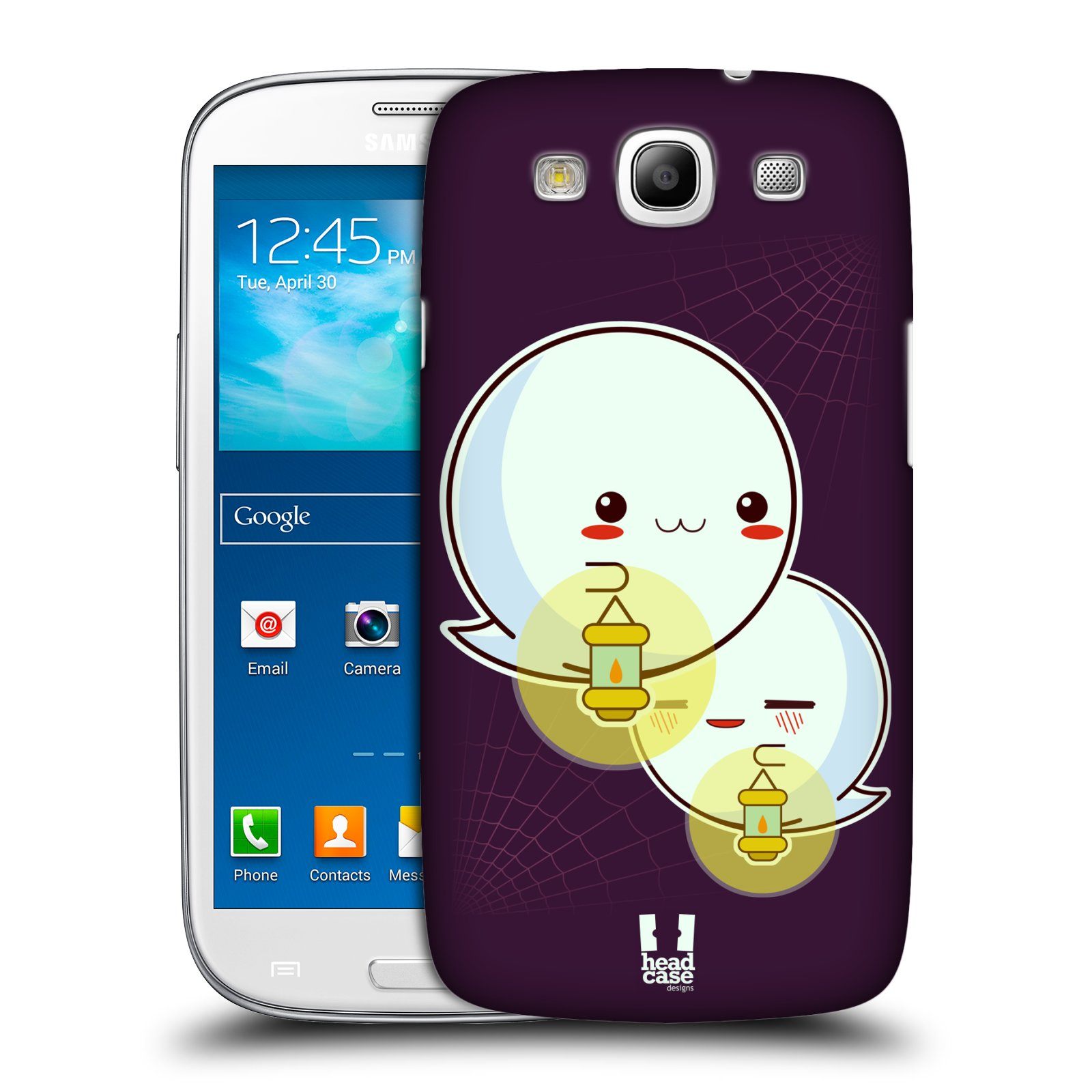HEAD CASE DESIGNS HALLOWEEN KAWAII CASE FOR SAMSUNG GALAXY S3 III I9300