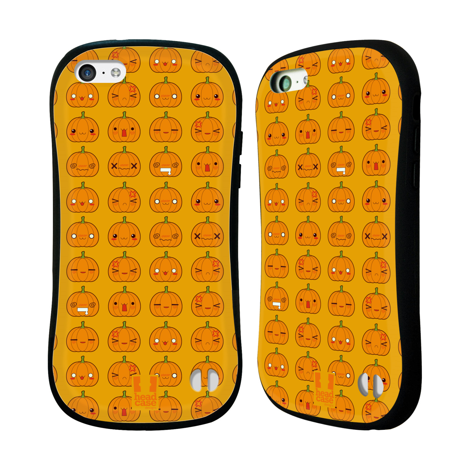 HEAD-CASE-DESIGNS-HALLOWEEN-KAWAII-HYBRID-TPU-BACK-CASE-FOR-APPLE-iPHONE-5C