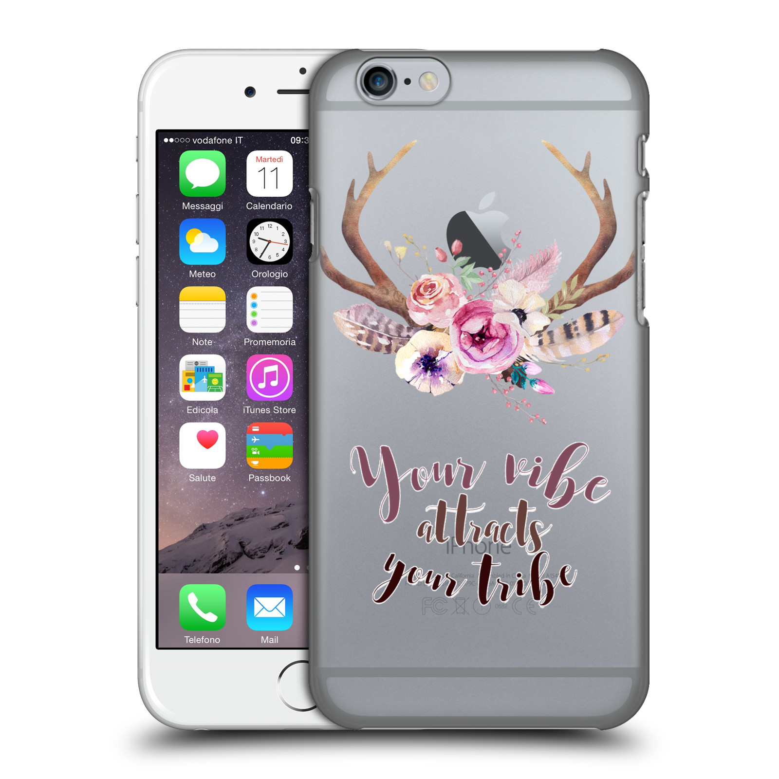 Kristina Kvilis Deer-Your Vibe Attracts Your Tribe