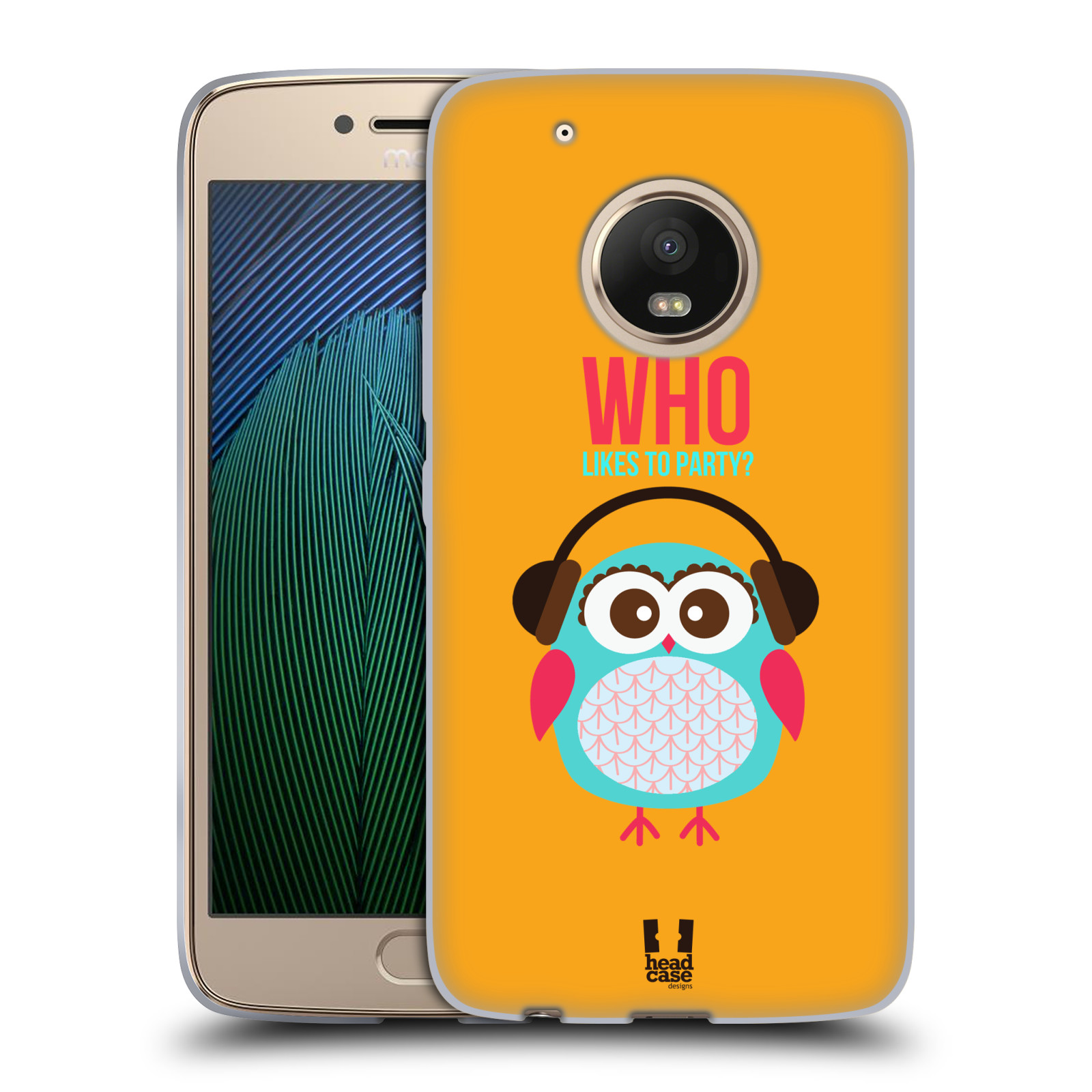 HEAD-CASE-DESIGNS-LITTLE-OWLS-KAWAII-SOFT-GEL-CASE-FOR-MOTOROLA-MOTO-G5-PLUS