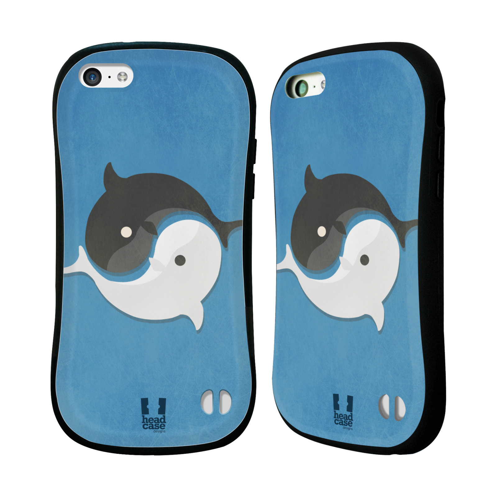HEAD-CASE-DESIGNS-KAWAII-WHALES-HYBRID-TPU-BACK-CASE-FOR-APPLE-iPHONE-5C