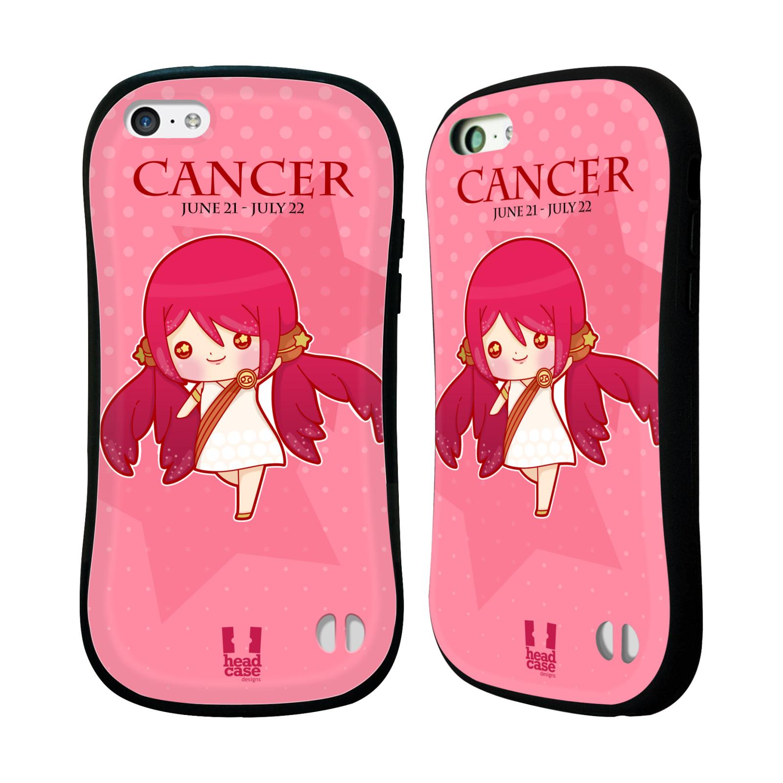 HEAD-CASE-DESIGNS-KAWAII-ZODIAC-SIGNS-HYBRID-GEL-BACK-CASE-FOR-APPLE-iPHONE-5C