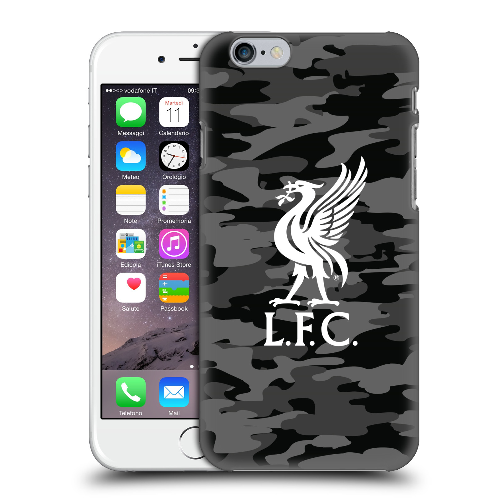 Liverpool FC LFC Camou-Away Colourways Liver Bird