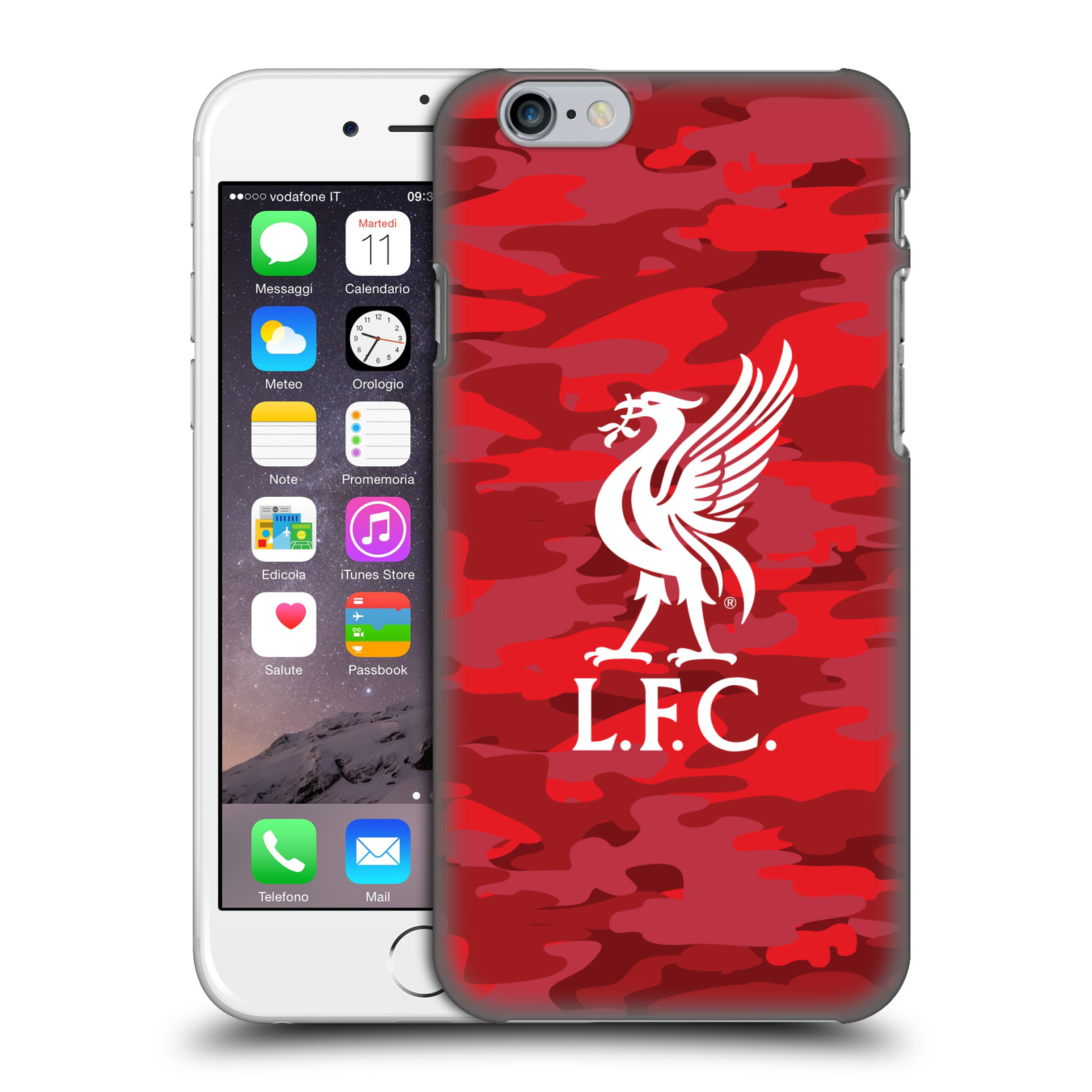 Liverpool FC LFC Camou-Home Colourways Liver Bird