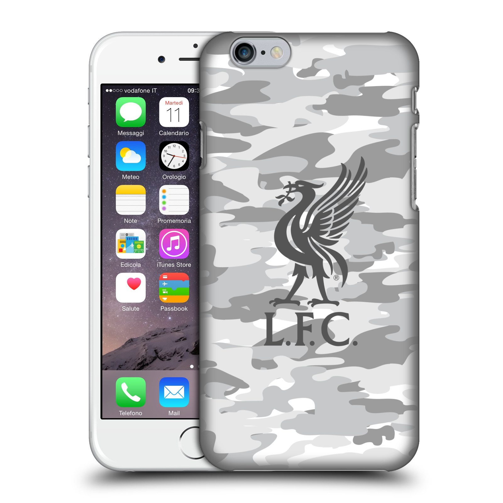 Liverpool FC LFC Camou-Third Colourways Liver Bird