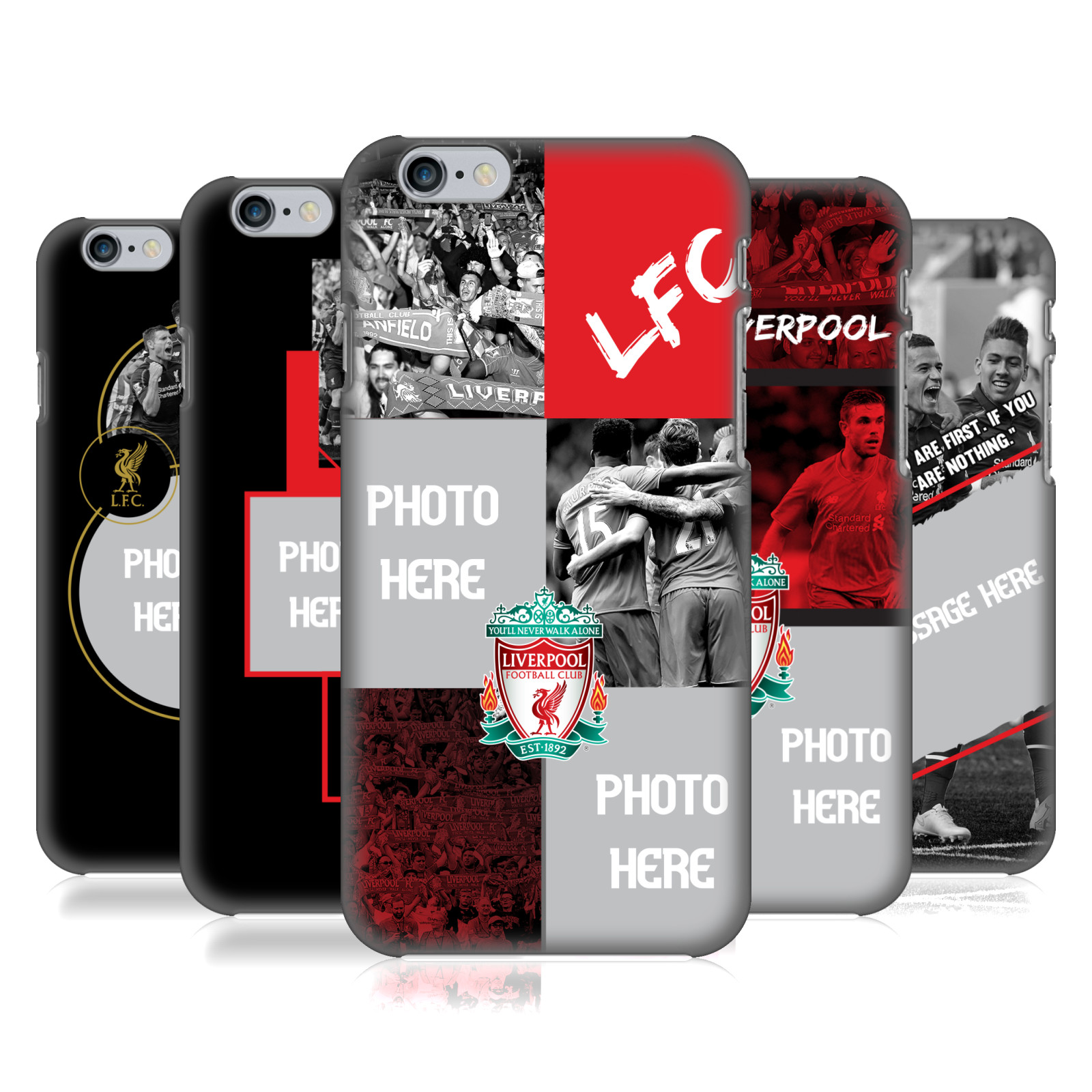 Liverpool FC LFC Personalised