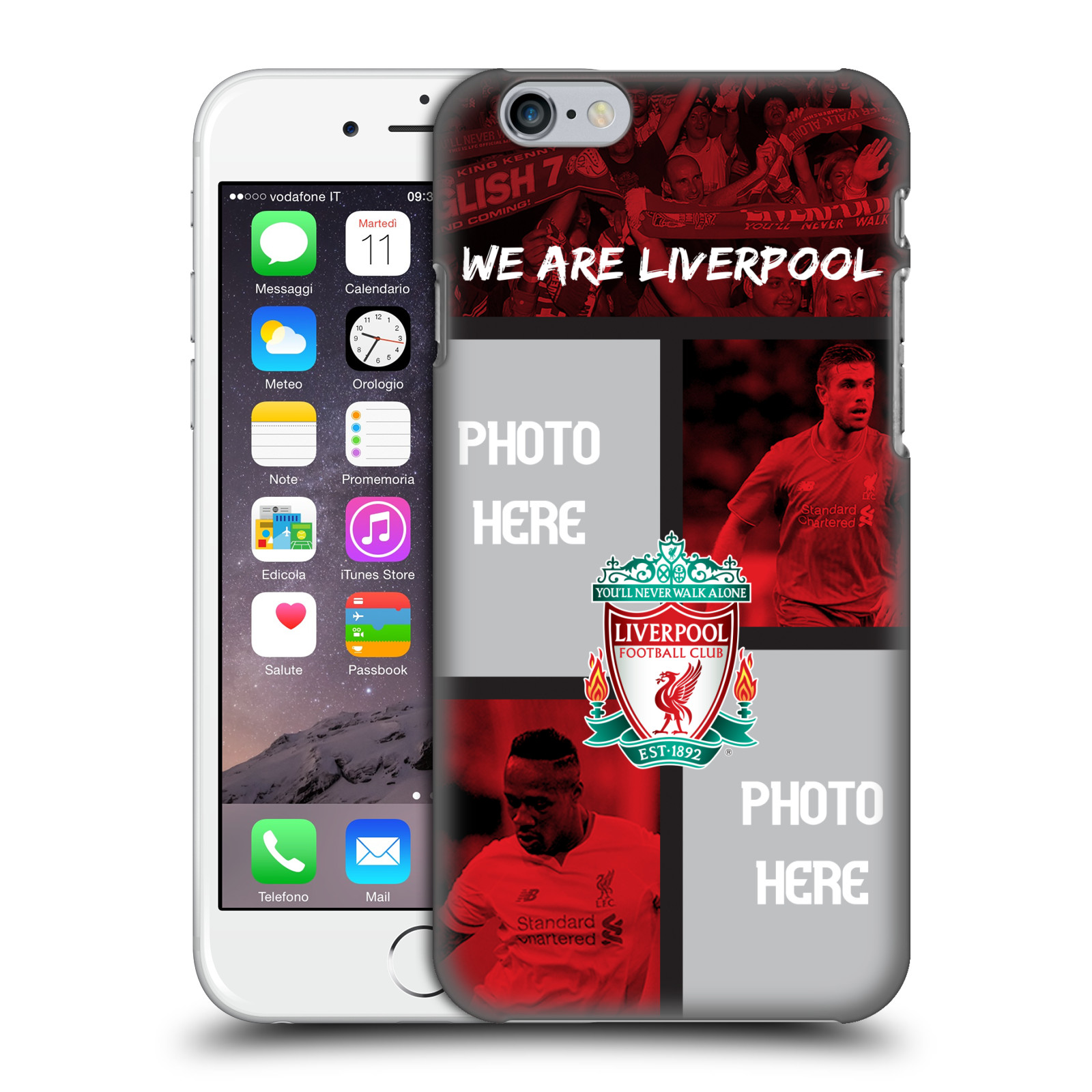 Liverpool FC LFC Personalised-We are Liverpool