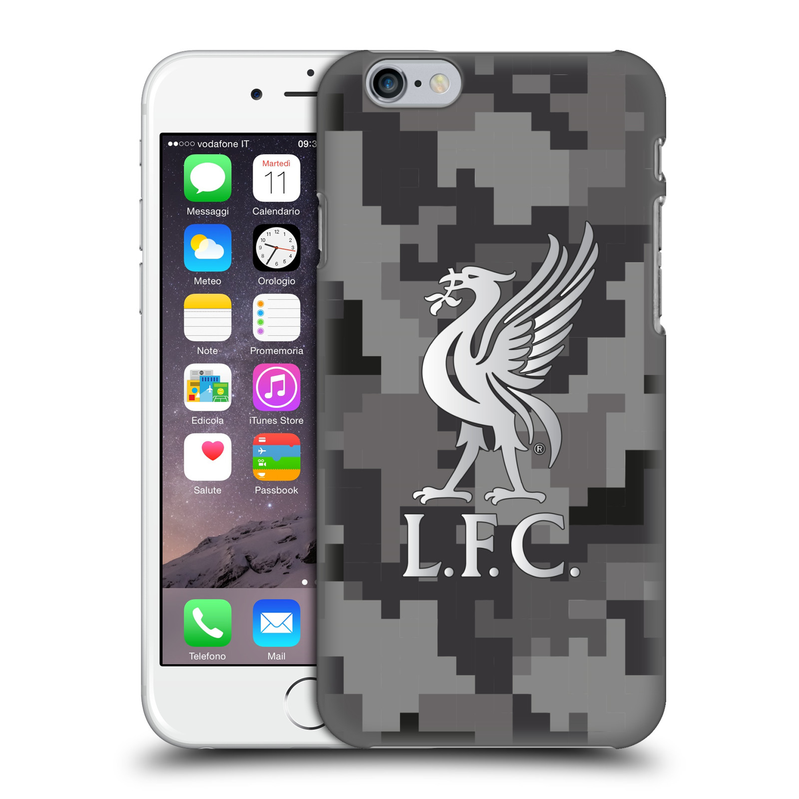 Liverpool FC LFC Digital Camouflage-Away Colours