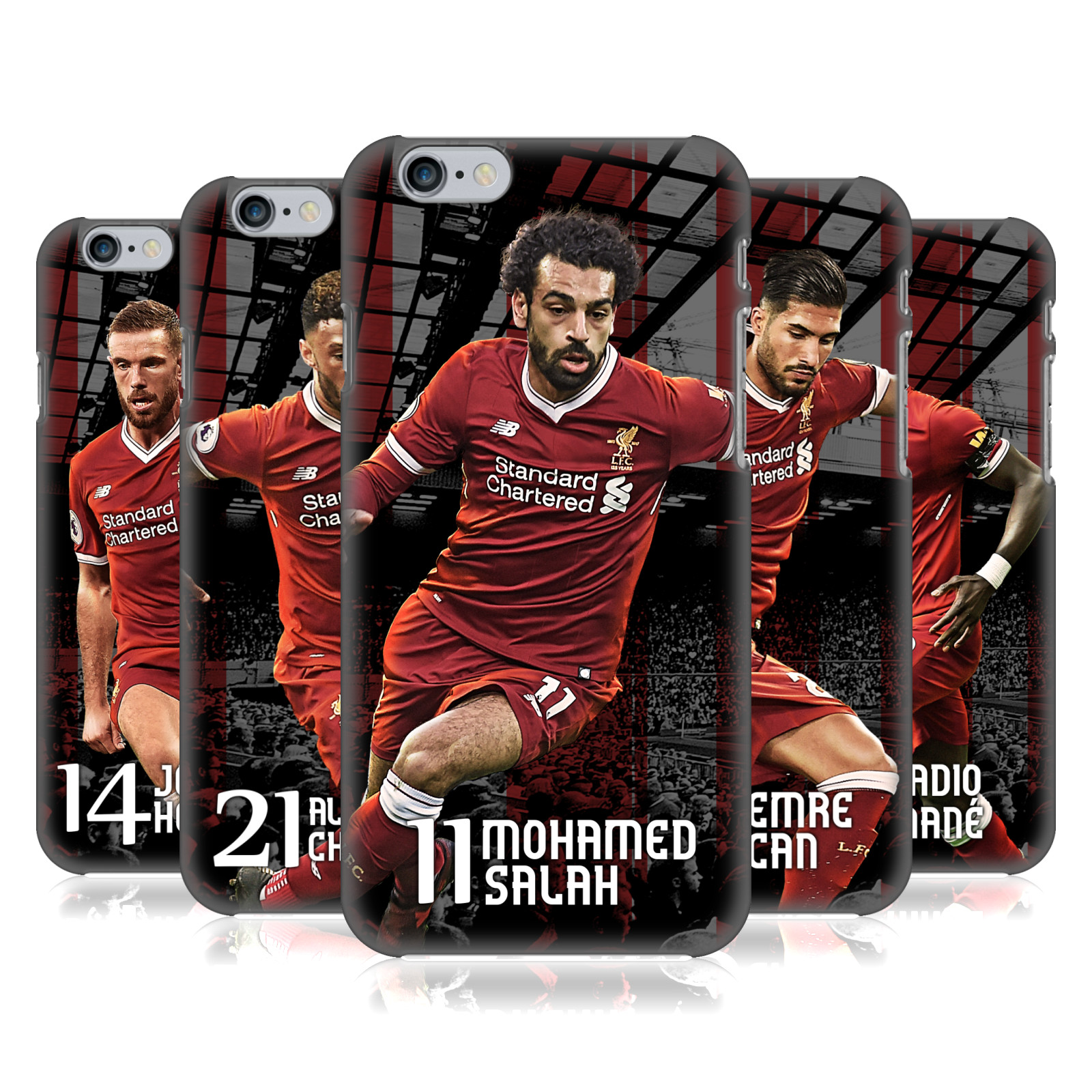 Liverpool FC 2017/18 First Team Group 1
