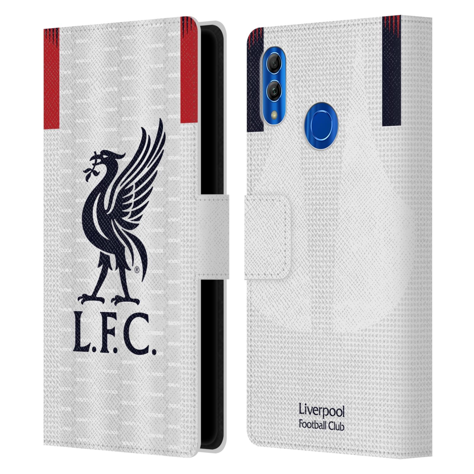 Pouzdro na mobil Honor 10 LITE - Head Case - fotbalový klub liverpool bílý dres