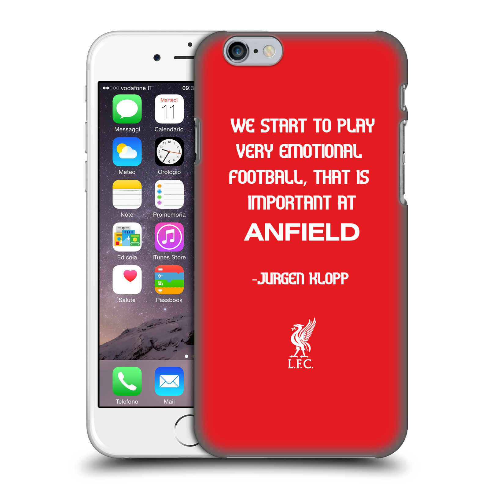 Liverpool FC LFC Klopp Quotes-Emotional Football