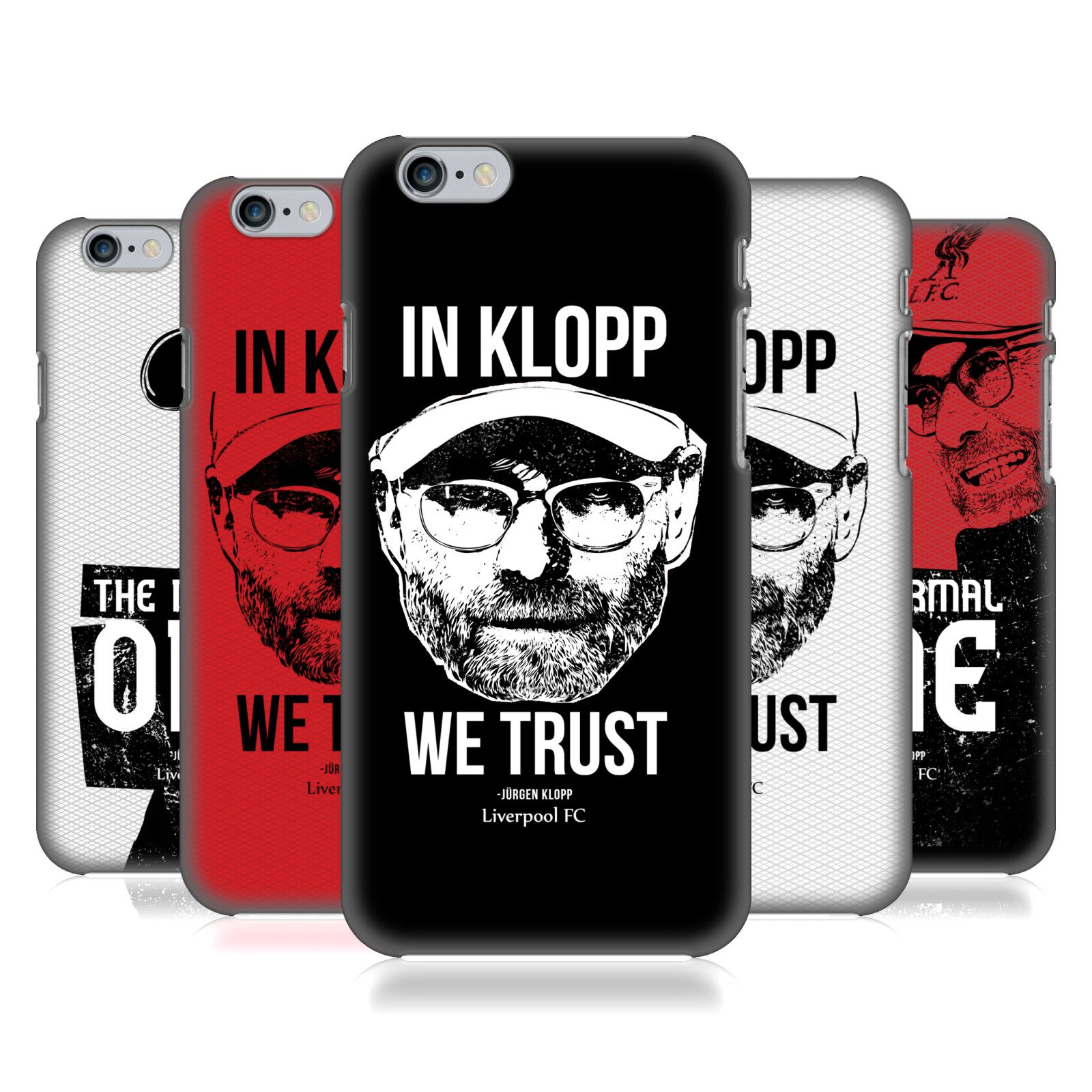 Liverpool FC LFC Jurgen Klopp Illustrations