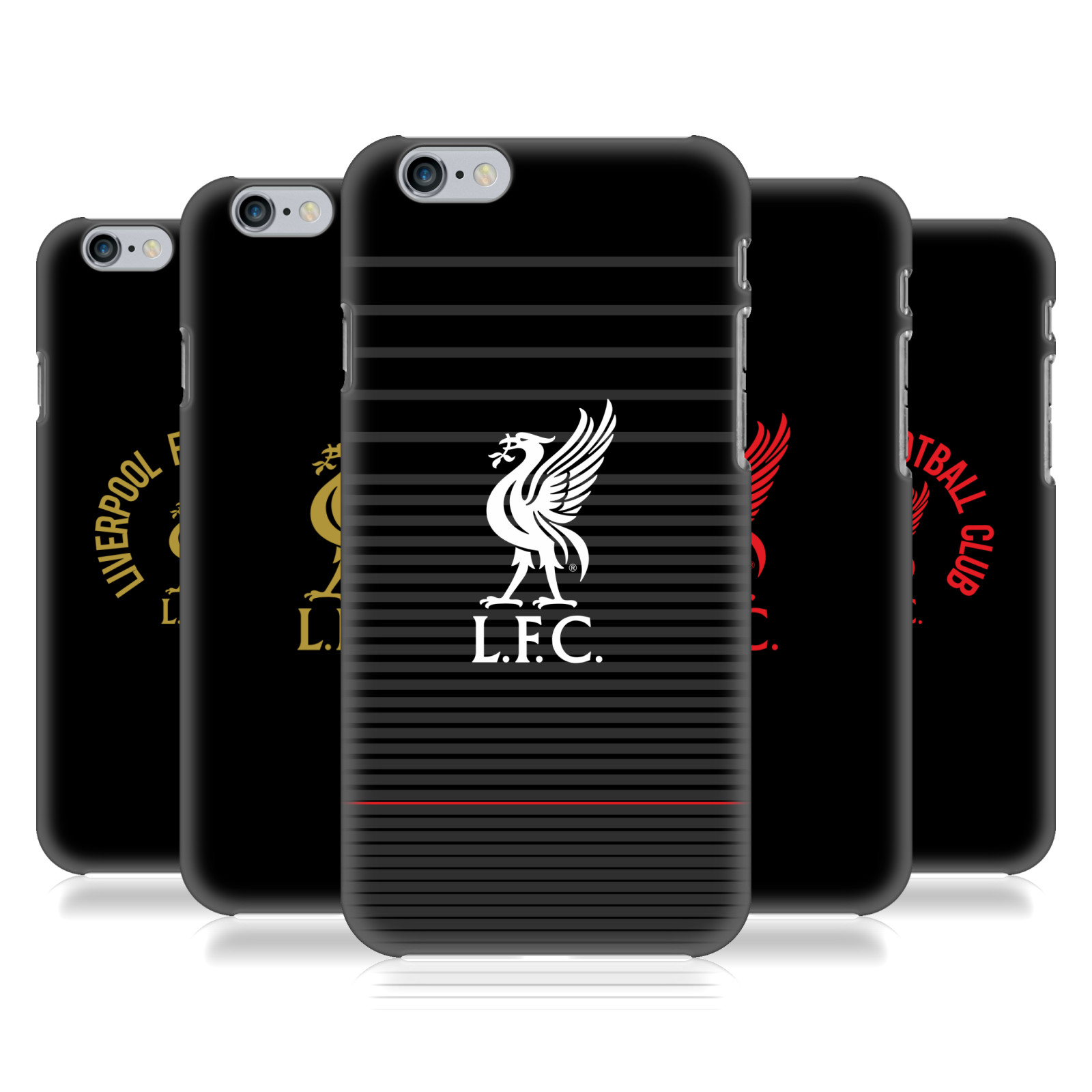 Liverpool FC Phone and Tablet Cases