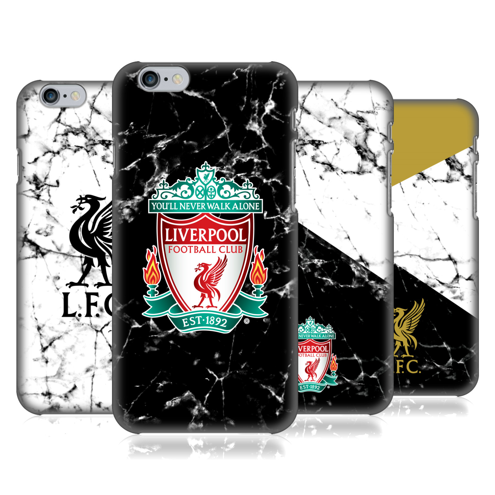 Liverpool FC 2017/18 Marble