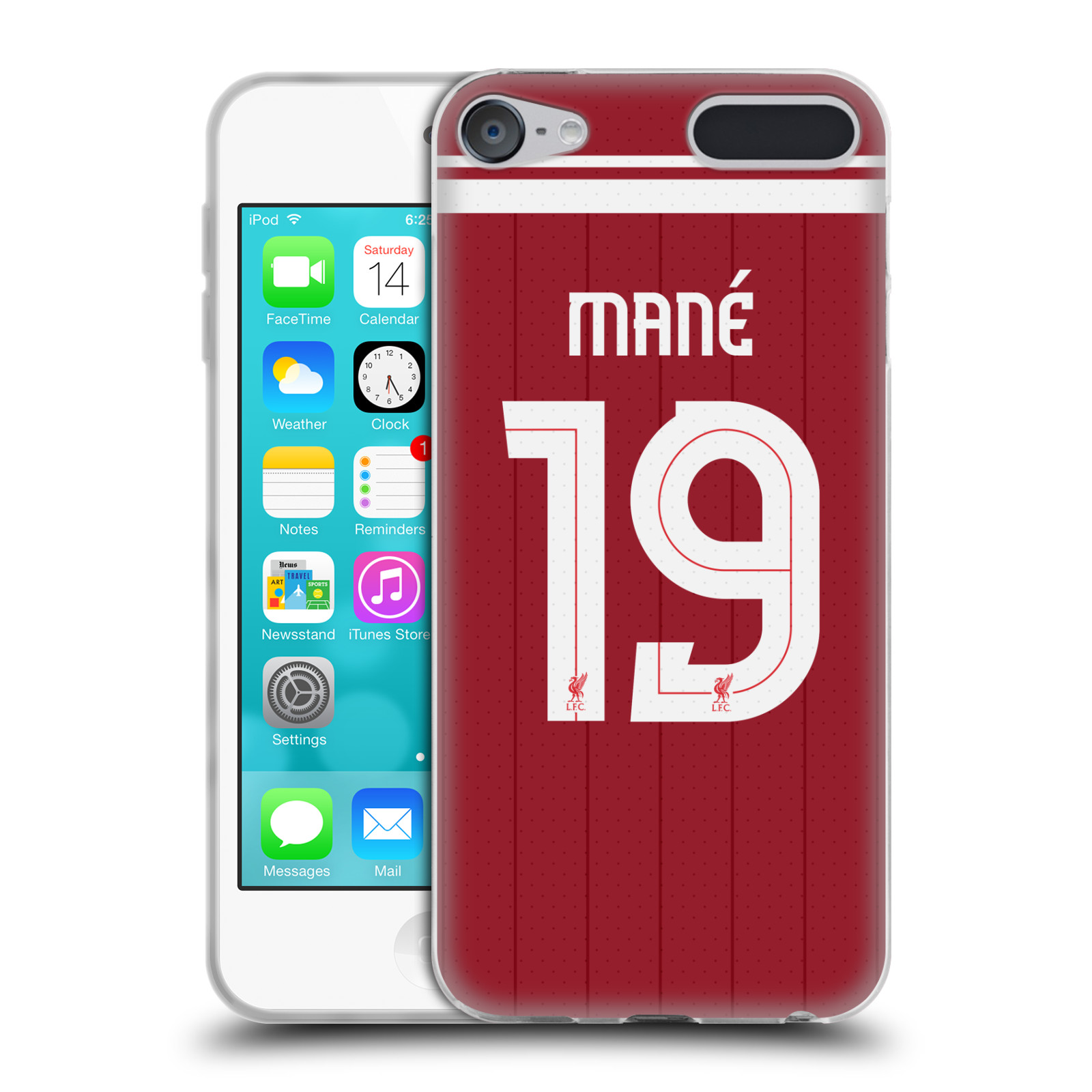 LIVERPOOL-FC-LFC-GIOCATORI-HOME-KIT-17-18-1-CASE-IN-GEL-PER-APPLE-iPOD-TOUCH-MP3