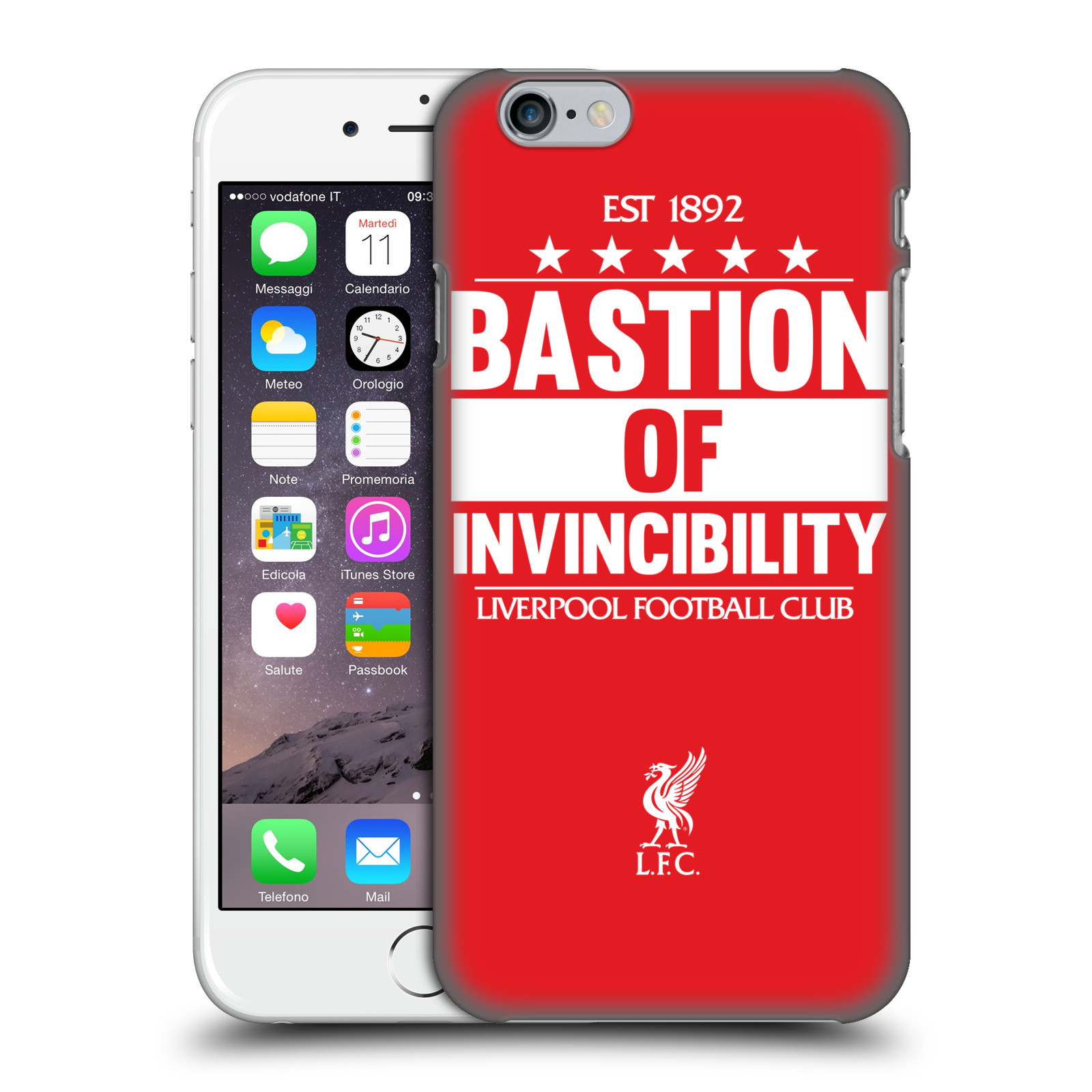 Liverpool FC LFC Redmen-Shankley Bastion