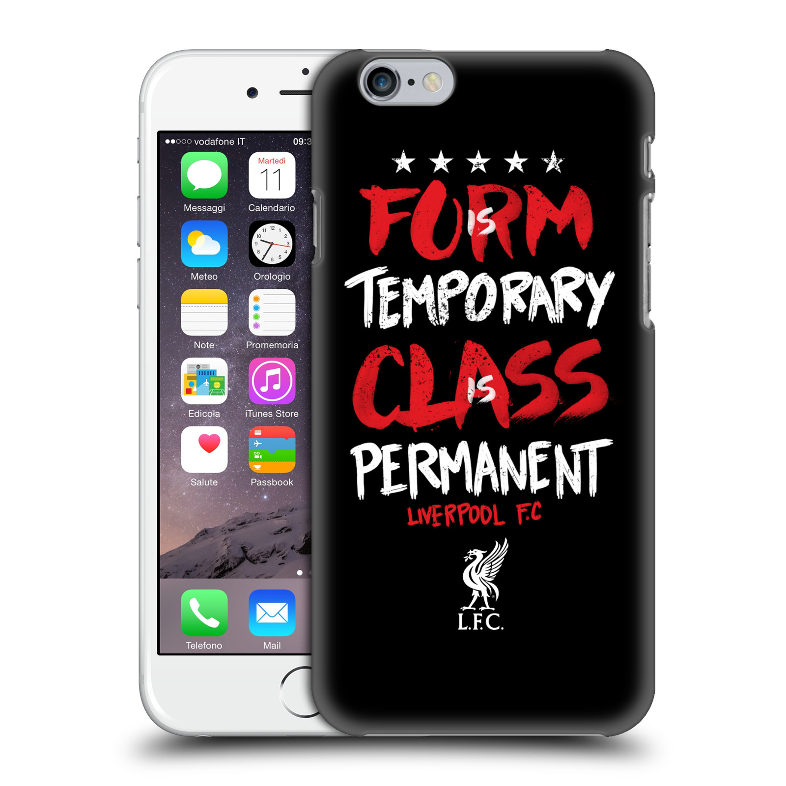 Liverpool FC LFC Redmen-Class Is Permanent