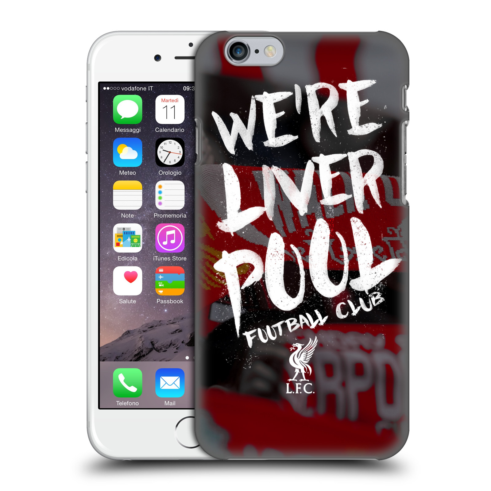 Liverpool FC LFC Redmen-We're Liverpool