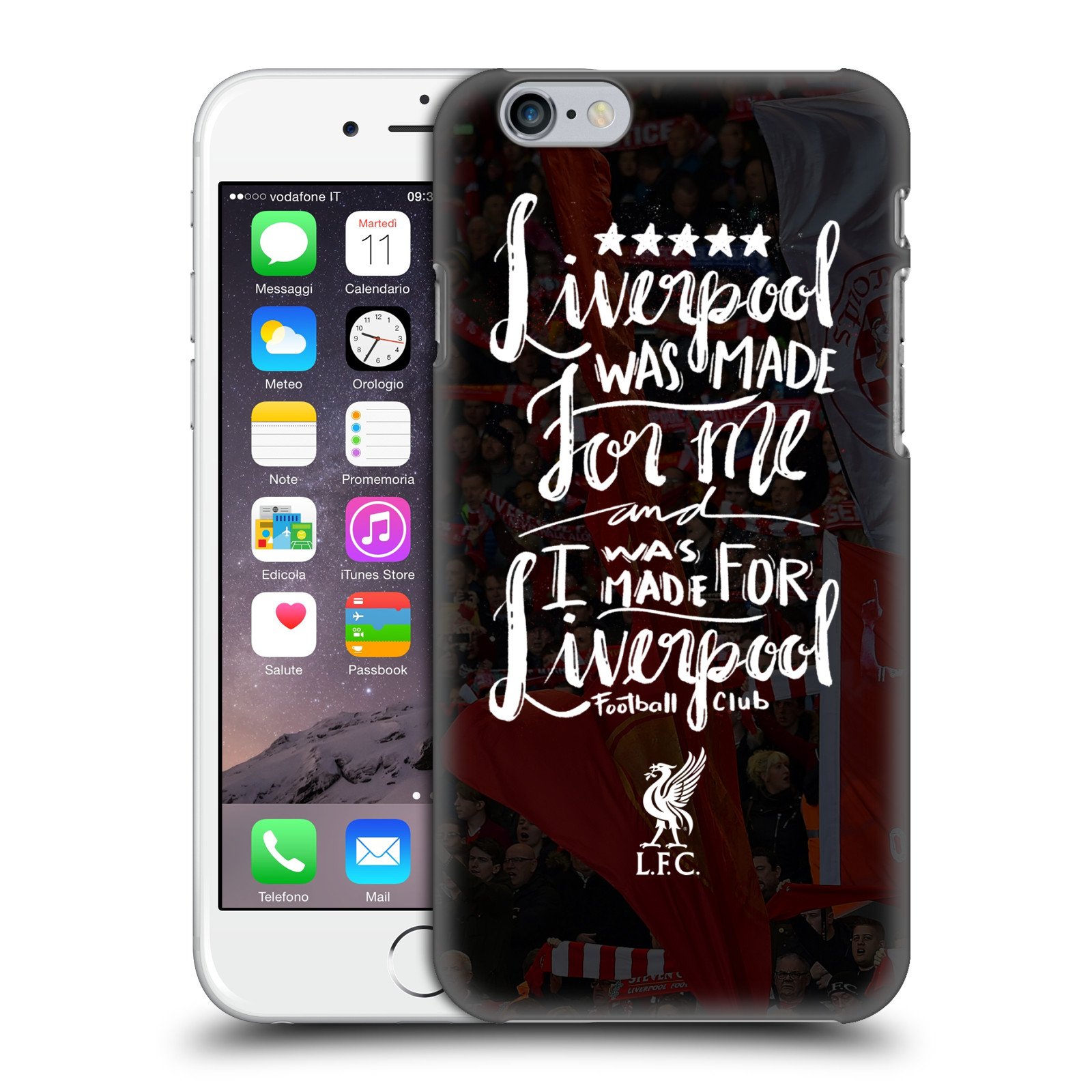 Liverpool FC LFC Redmen-Was Made For