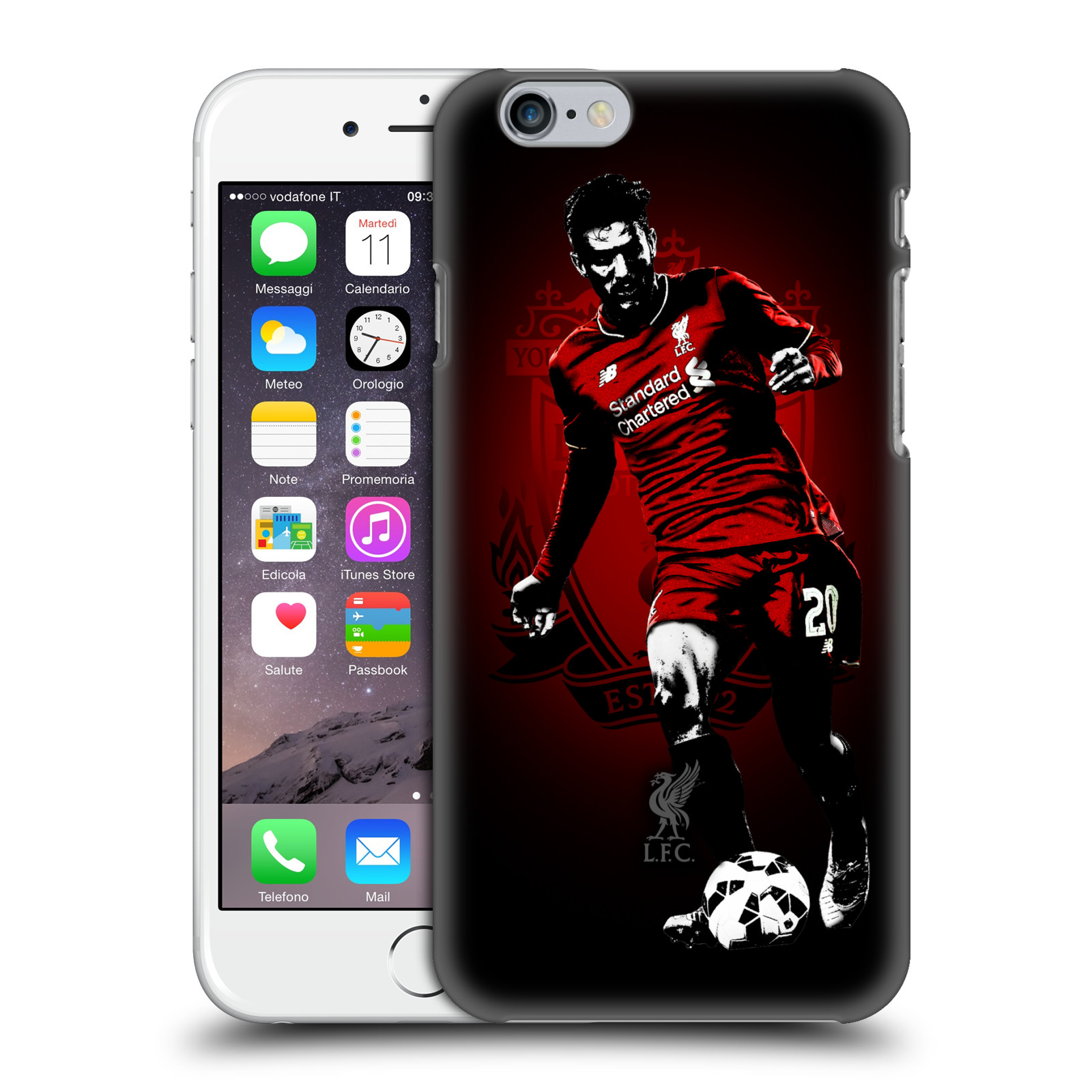 Liverpool FC LFC Red Pride-Lallana