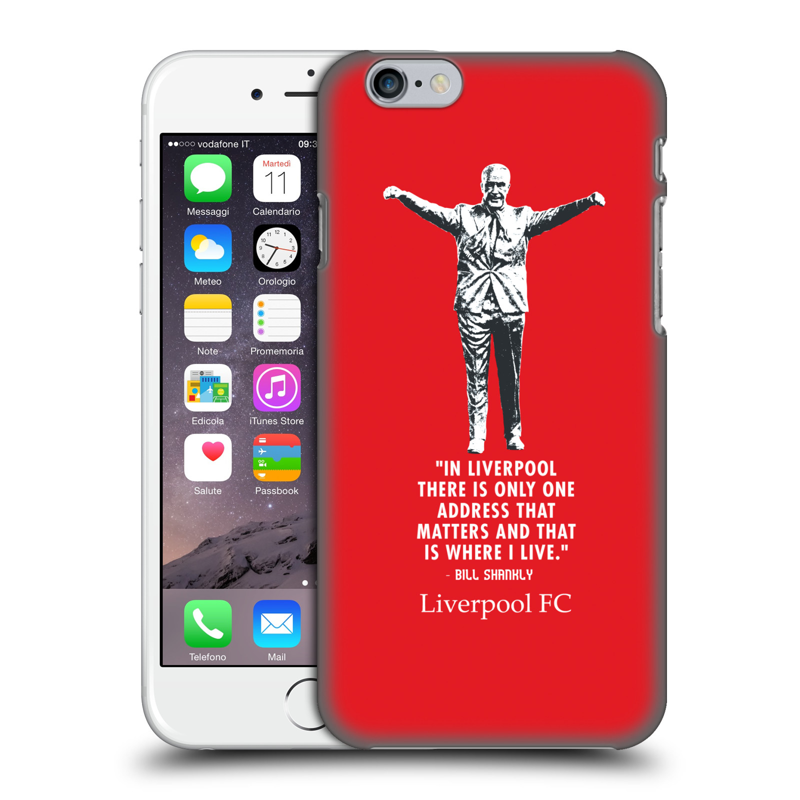 Liverpool FC LFC Bill Shankly Quotes-Liverpool