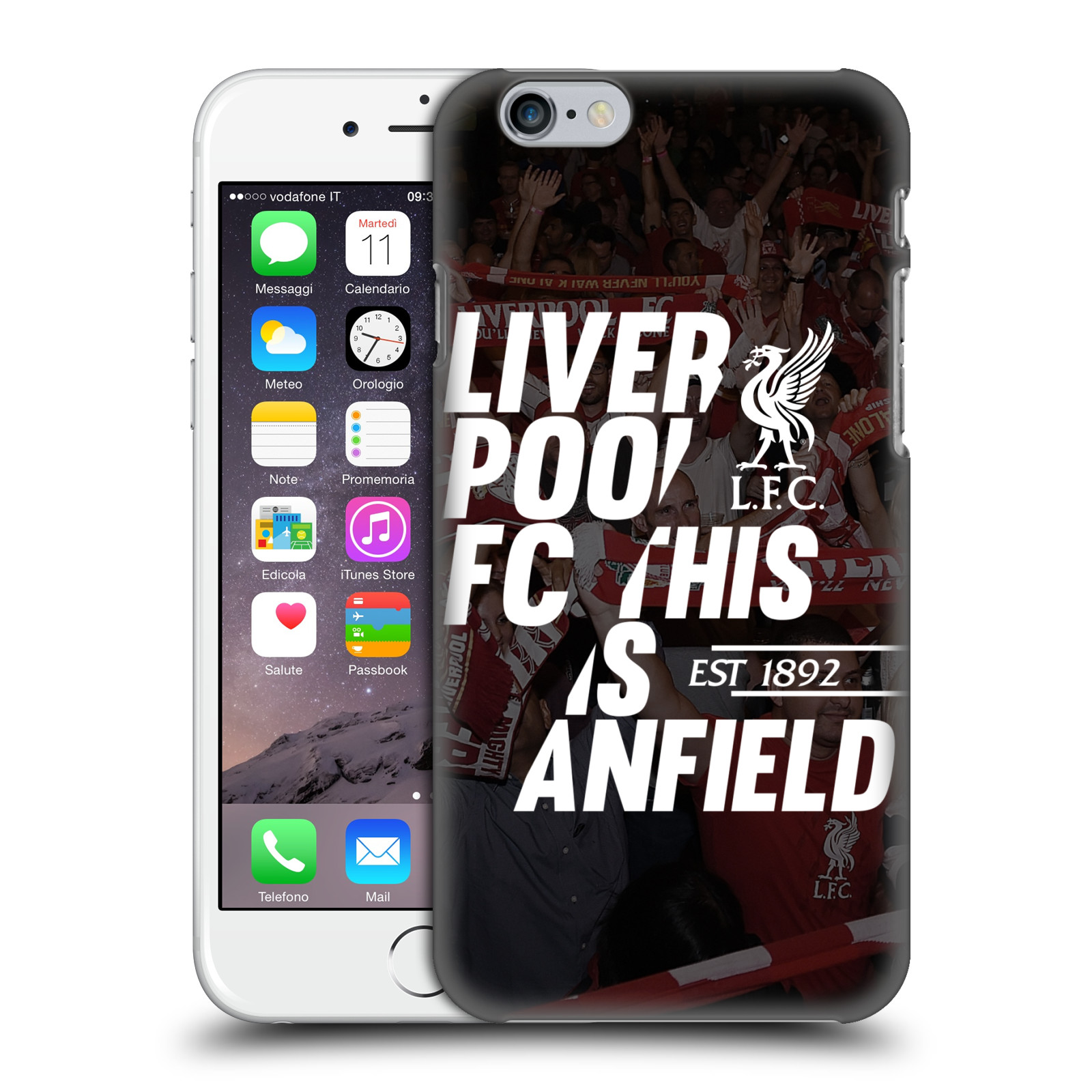 Liverpool FC LFC This Is Anfield-Black 4