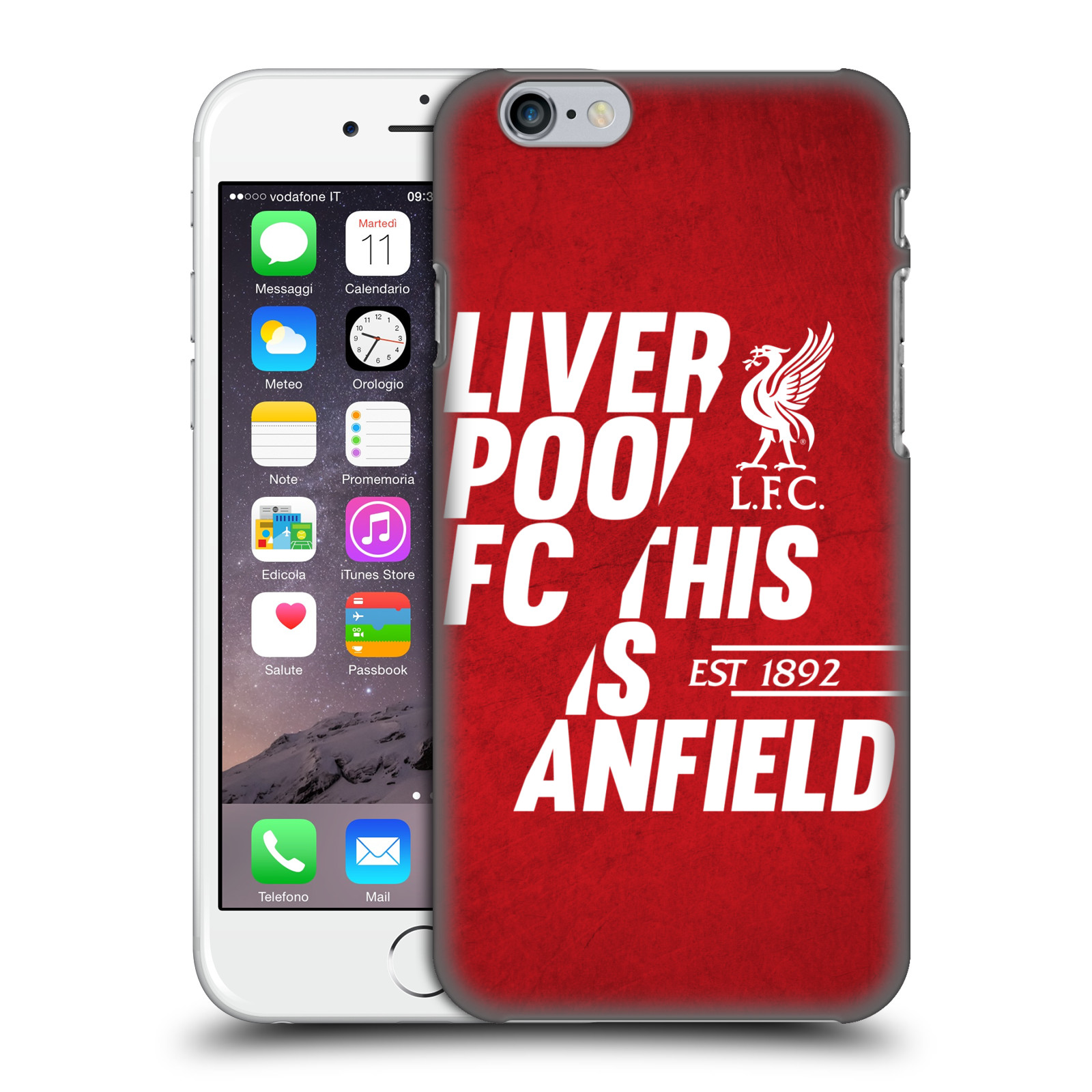 Liverpool FC LFC This Is Anfield-Red 4