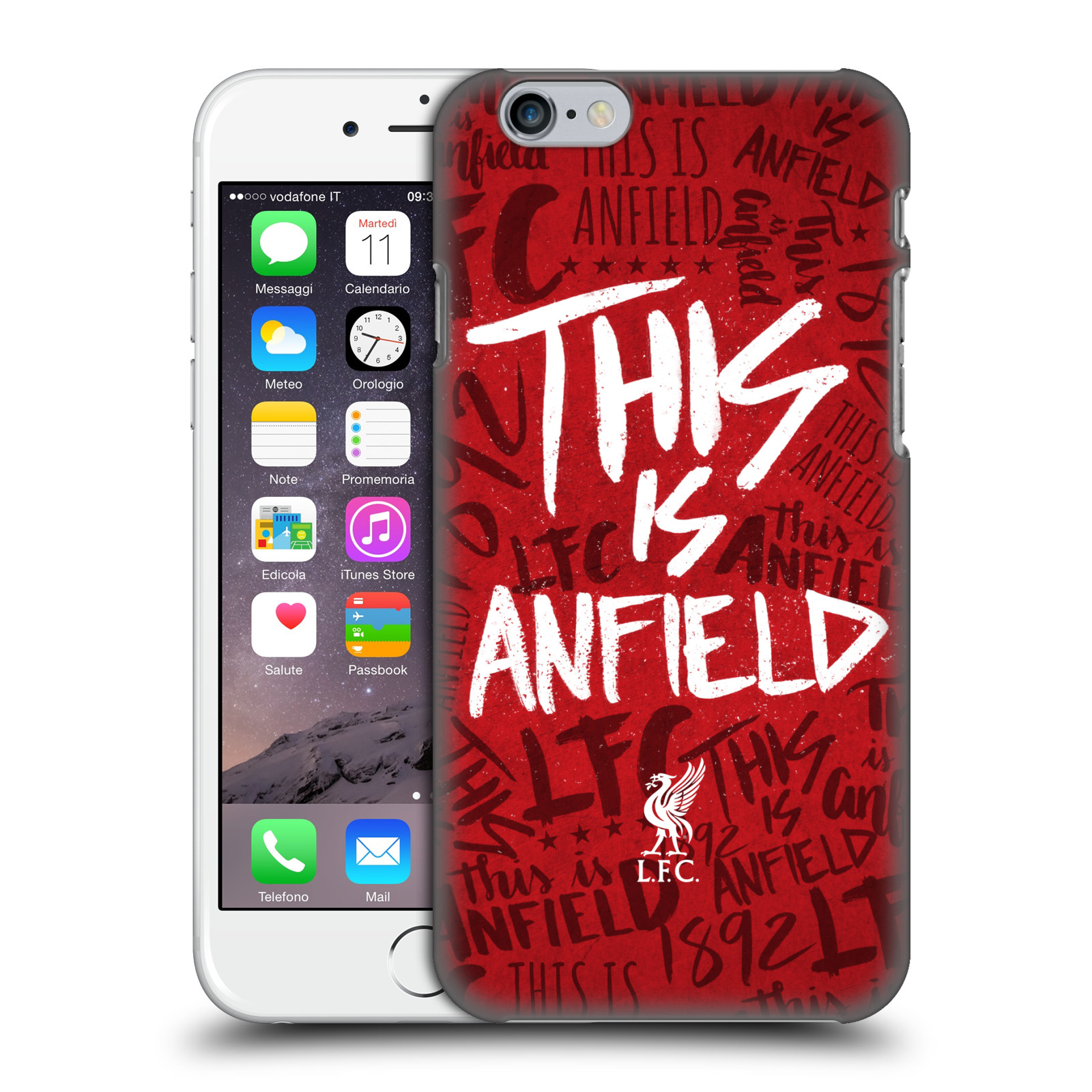 Liverpool FC LFC This Is Anfield-Red 5