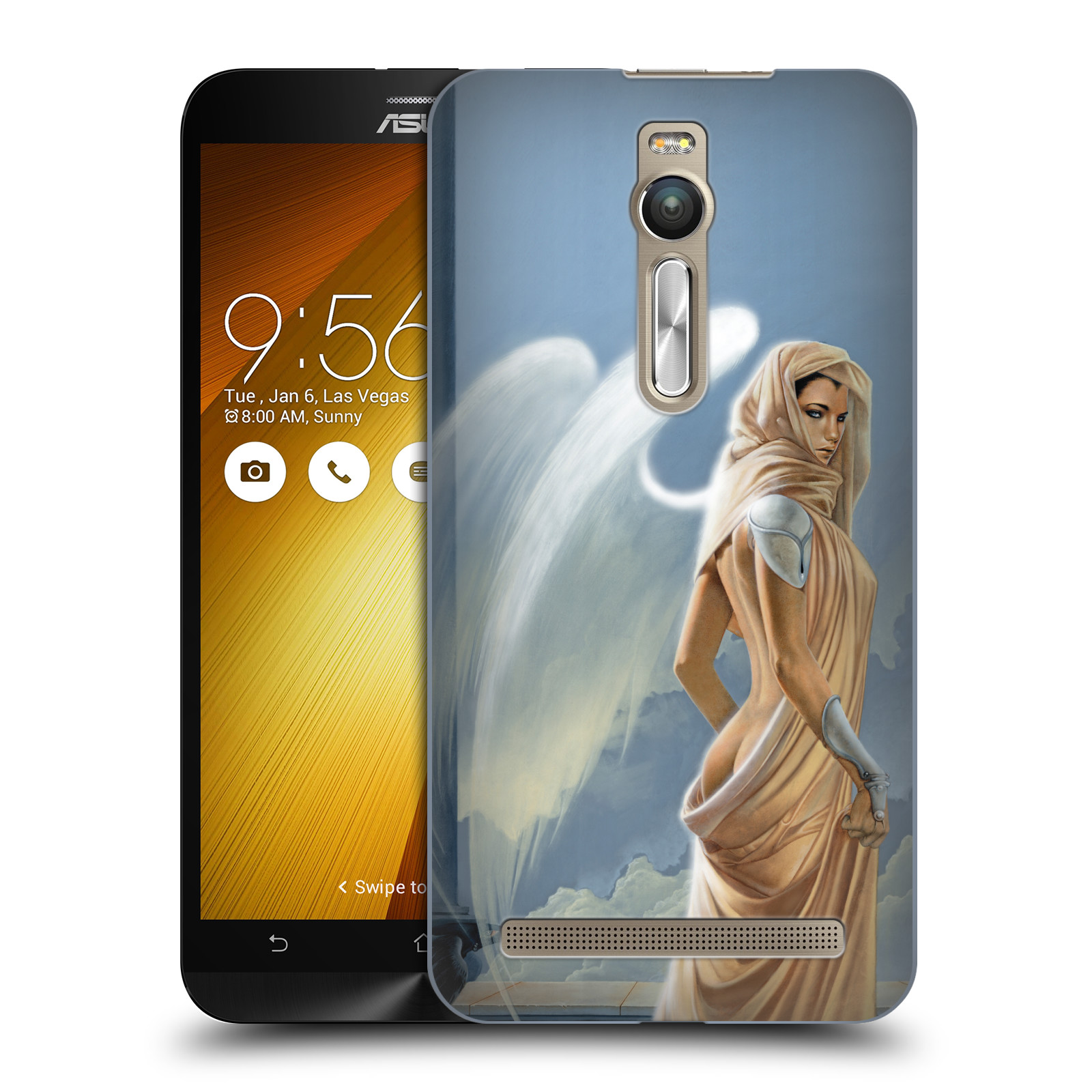 OFFICIAL-LA-WILLIAMS-ANGELS-HARD-BACK-CASE-FOR-ONEPLUS-ASUS-AMAZON
