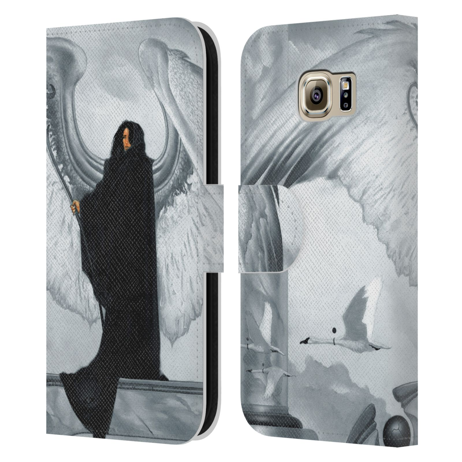 OFFICIAL-LA-WILLIAMS-ANGELS-LEATHER-BOOK-WALLET-CASE-COVER-FOR-SAMSUNG-PHONES-1