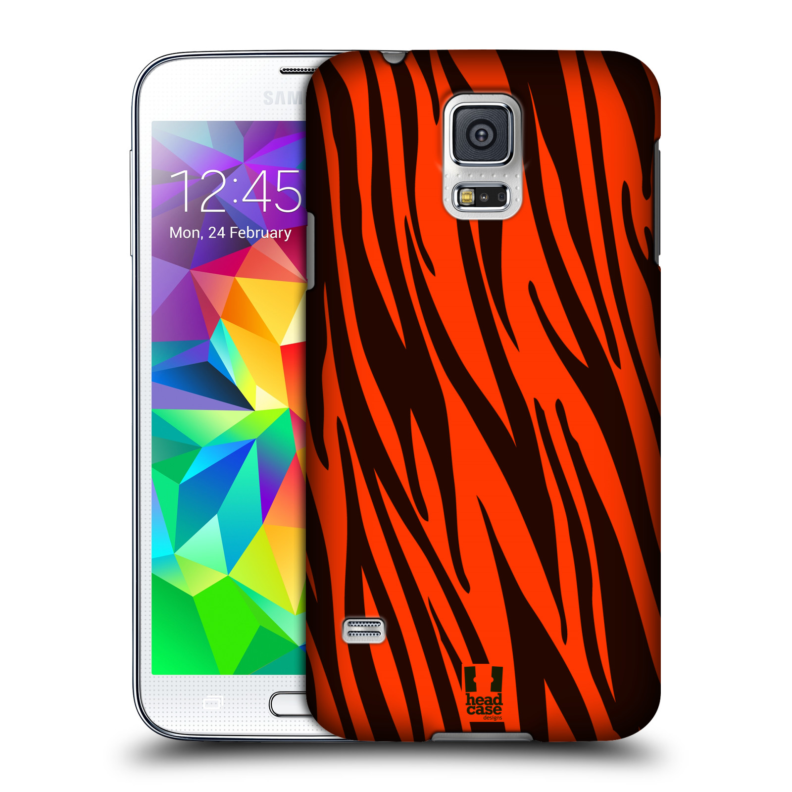 Cover head case designs stampe pazze serie 1 case cover for Case pazze