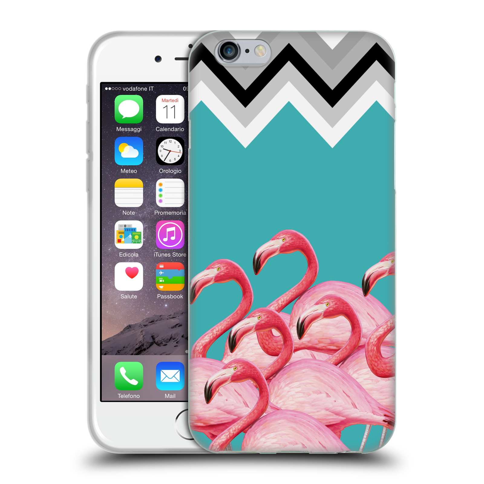 Iphone S Hulle Flamingo