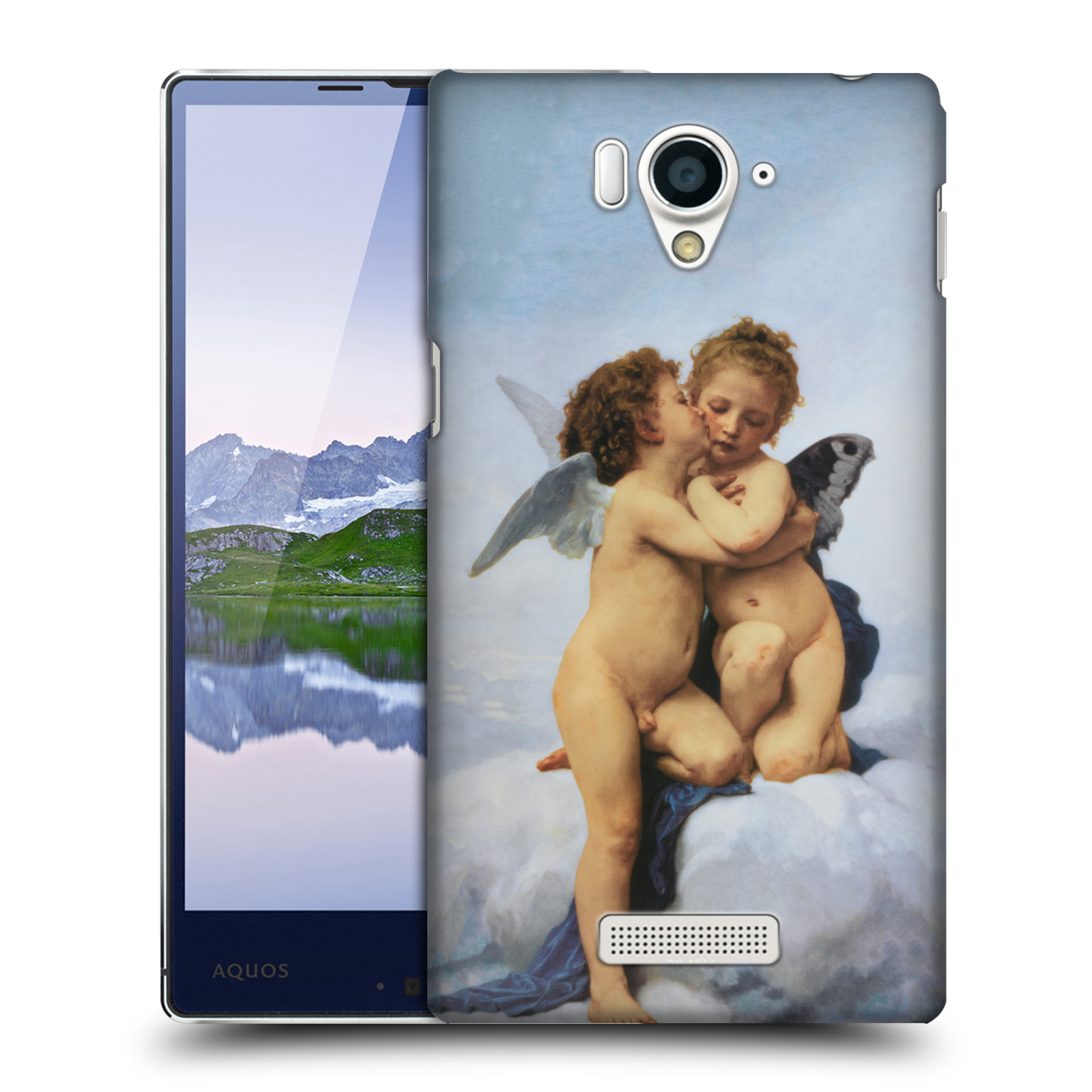 OFFICIAL-MASTERS-COLLECTION-PAINTINGS-1-HARD-BACK-CASE-FOR-SHARP-PHONES
