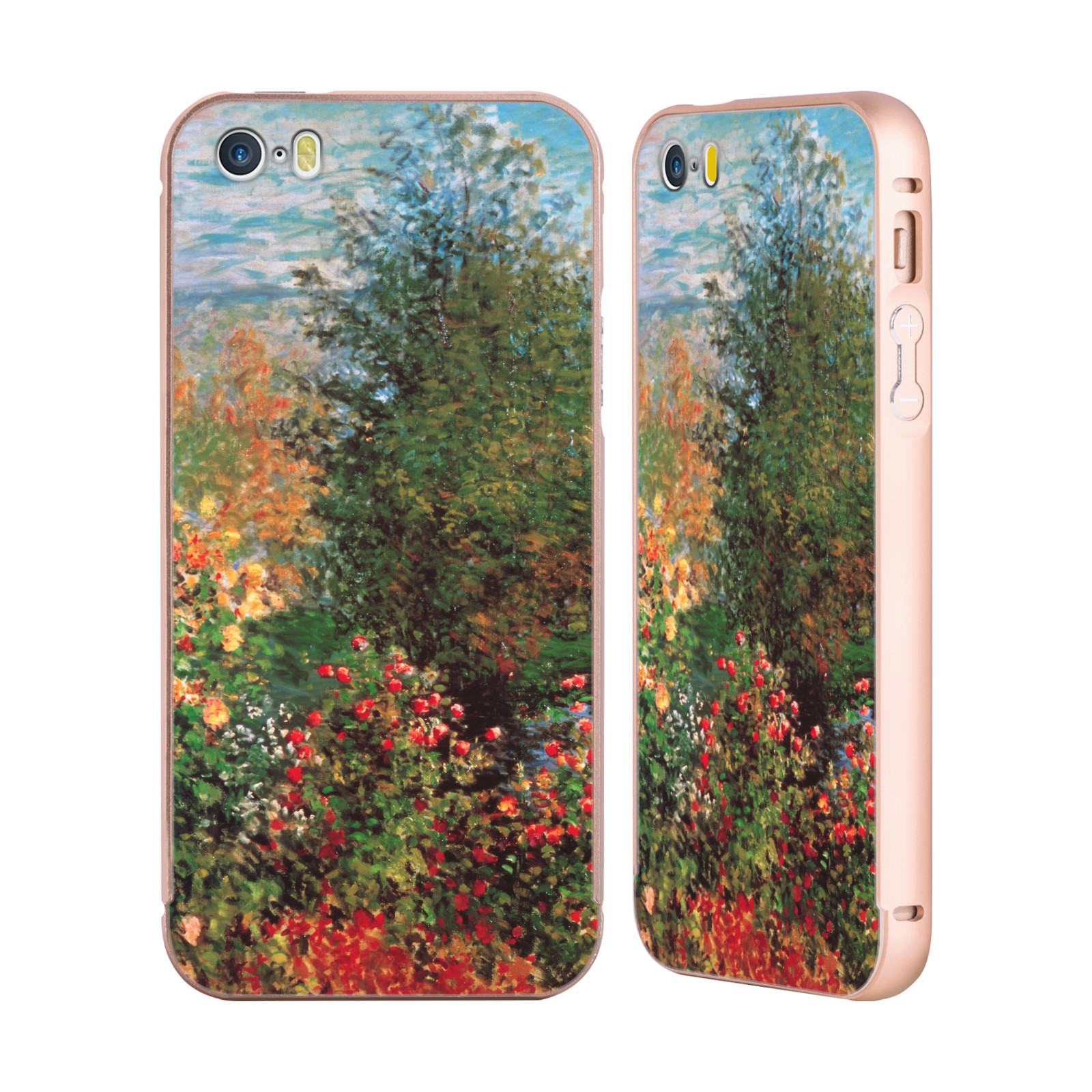 OFFICIAL-MASTERS-COLLECTION-PAINTINGS-1-GOLD-SLIDER-CASE-FOR-APPLE-iPHONE-PHONES