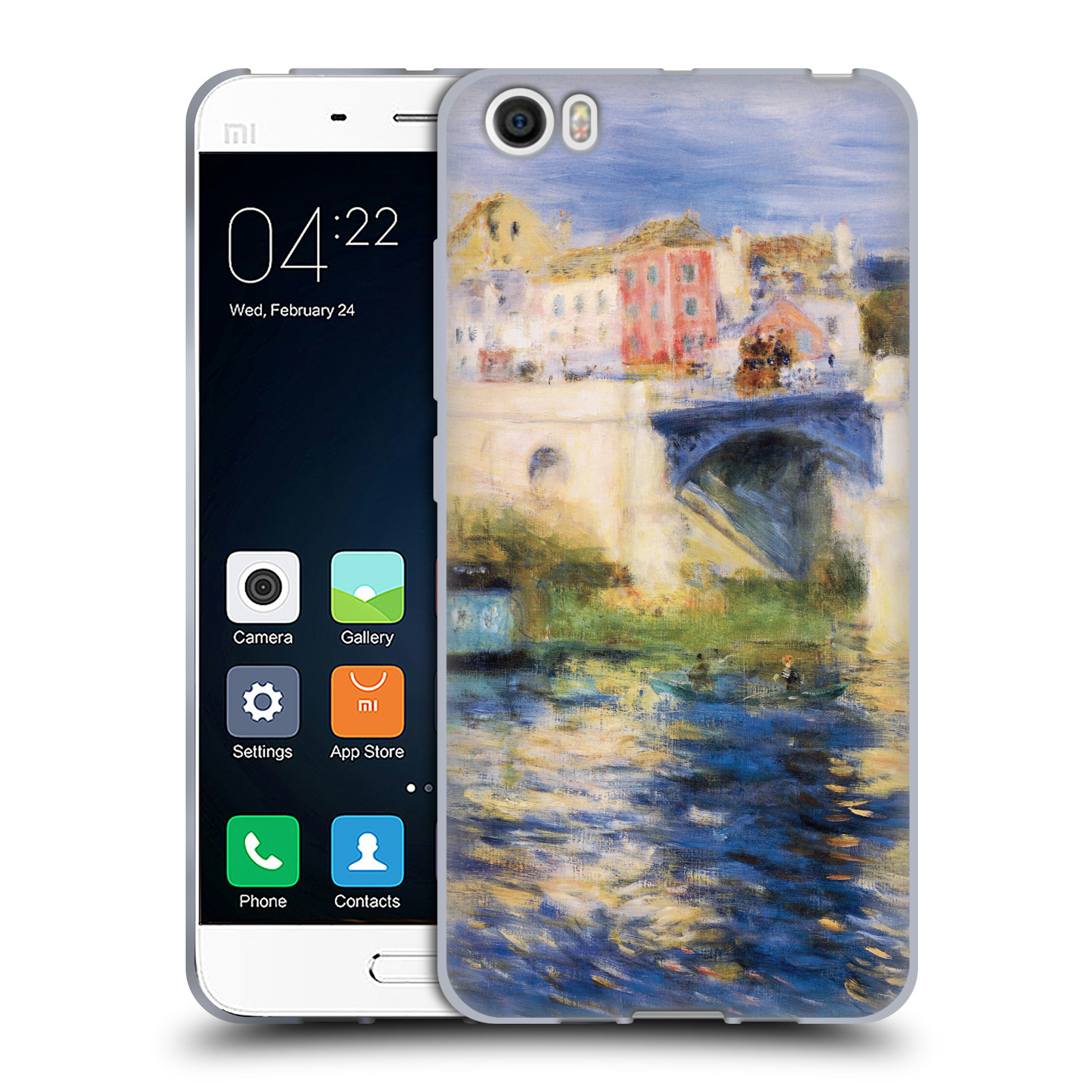 OFFICIAL-MASTERS-COLLECTION-PAINTINGS-1-SOFT-GEL-CASE-FOR-XIAOMI-PHONES